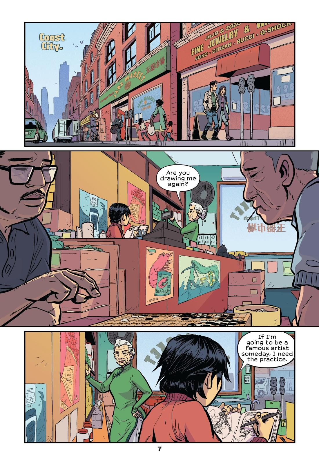 Read online Green Lantern: Legacy comic -  Issue # TPB - 6