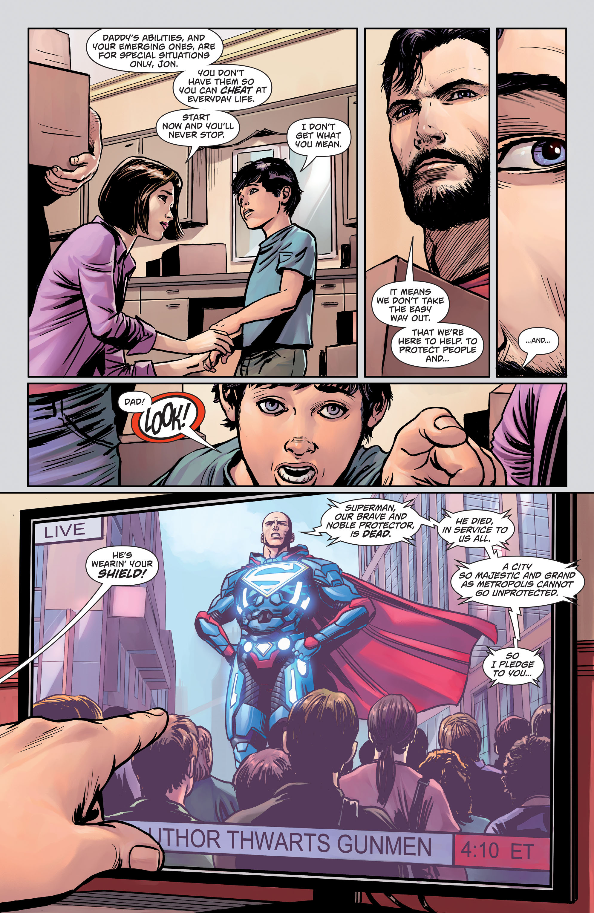 Read online Action Comics (2016) comic -  Issue #957 - 9