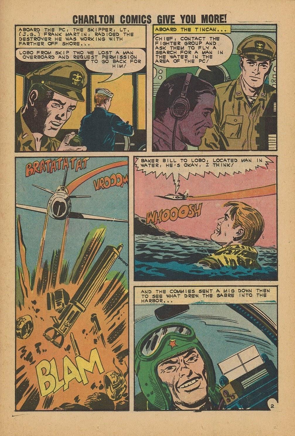 Read online Fightin' Navy comic -  Issue #112 - 23