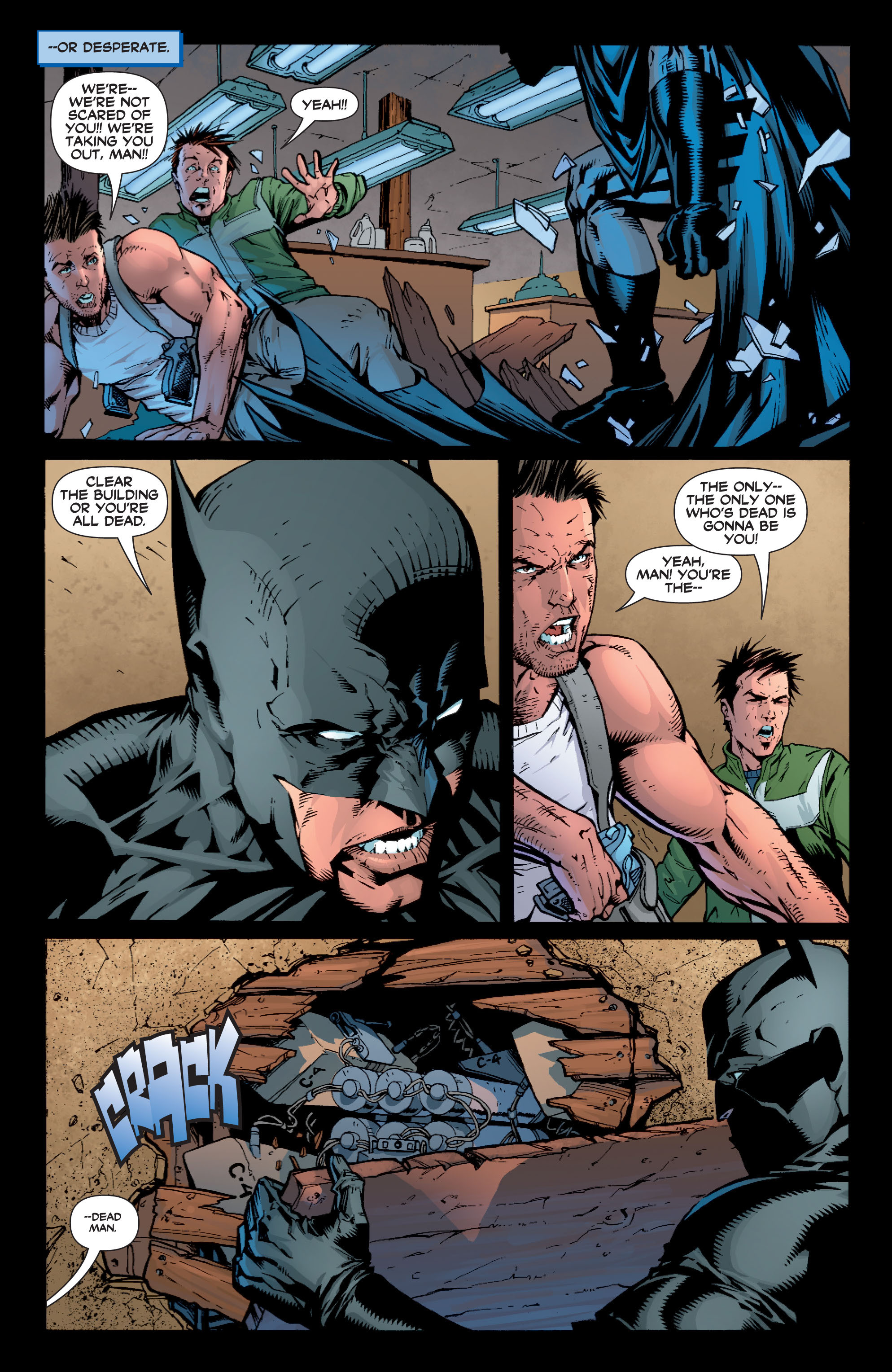 Read online Batman: Under The Red Hood comic -  Issue # Full - 203