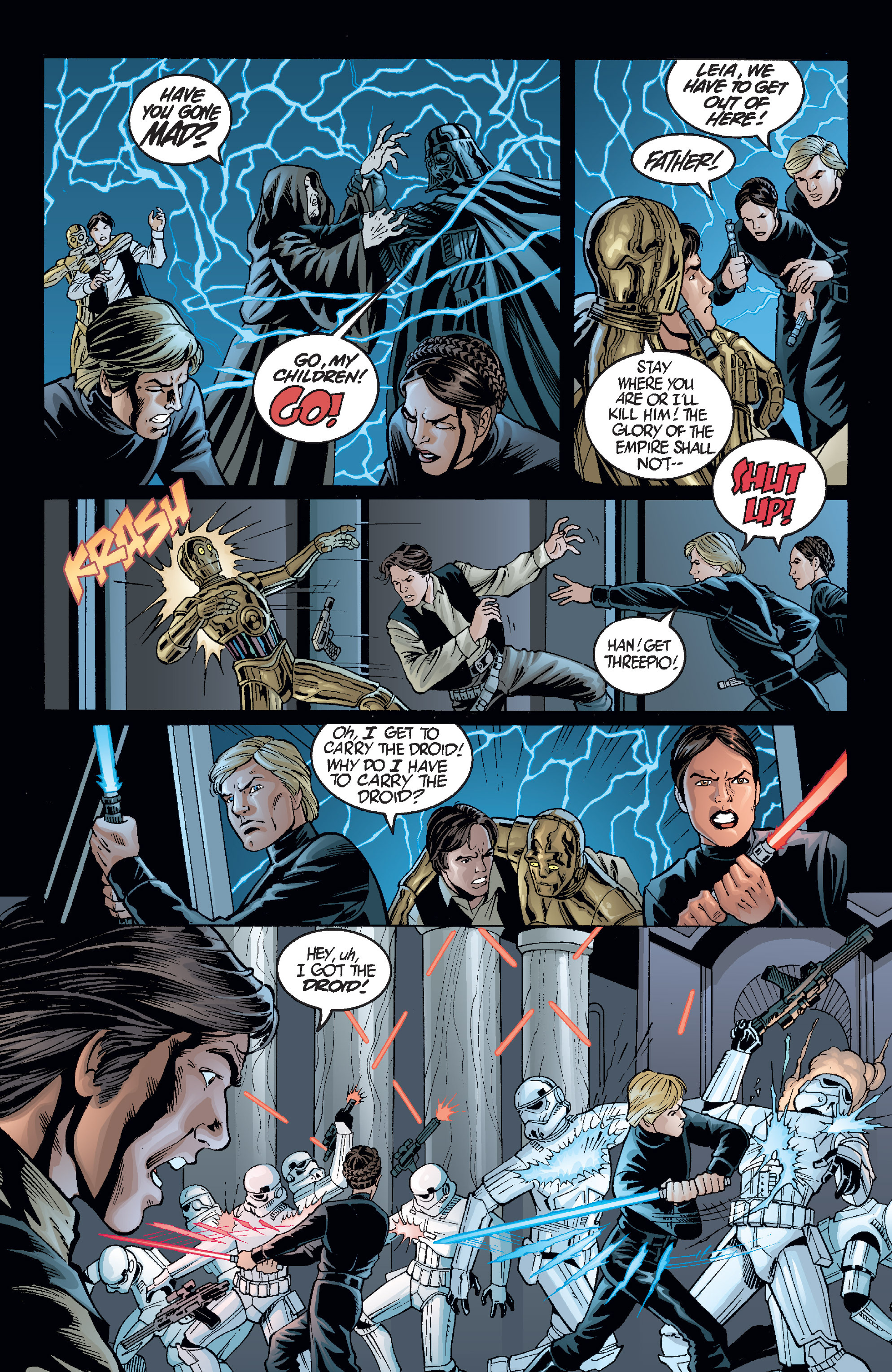 Read online Star Wars Omnibus comic -  Issue # Vol. 27 - 90