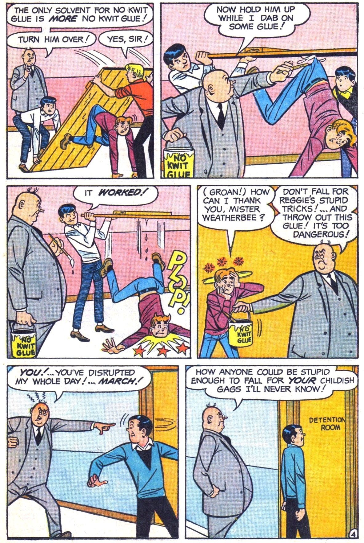 Read online Archie (1960) comic -  Issue #178 - 23
