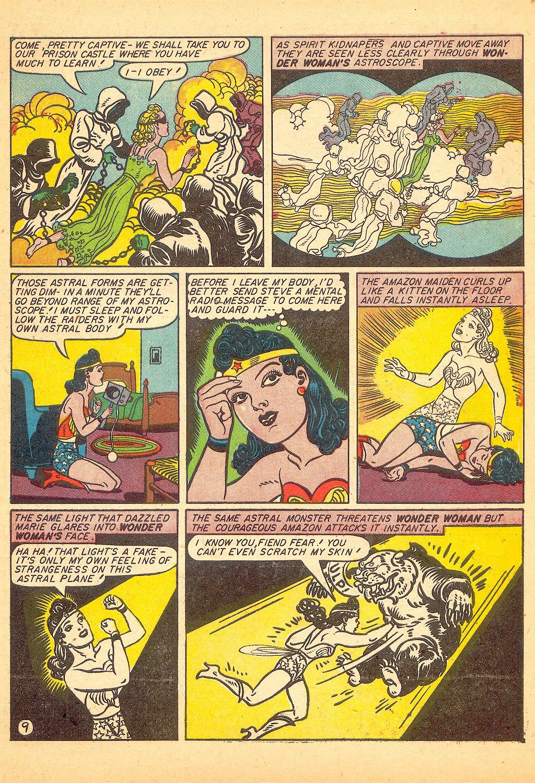 Read online Sensation (Mystery) Comics comic -  Issue #25 - 11