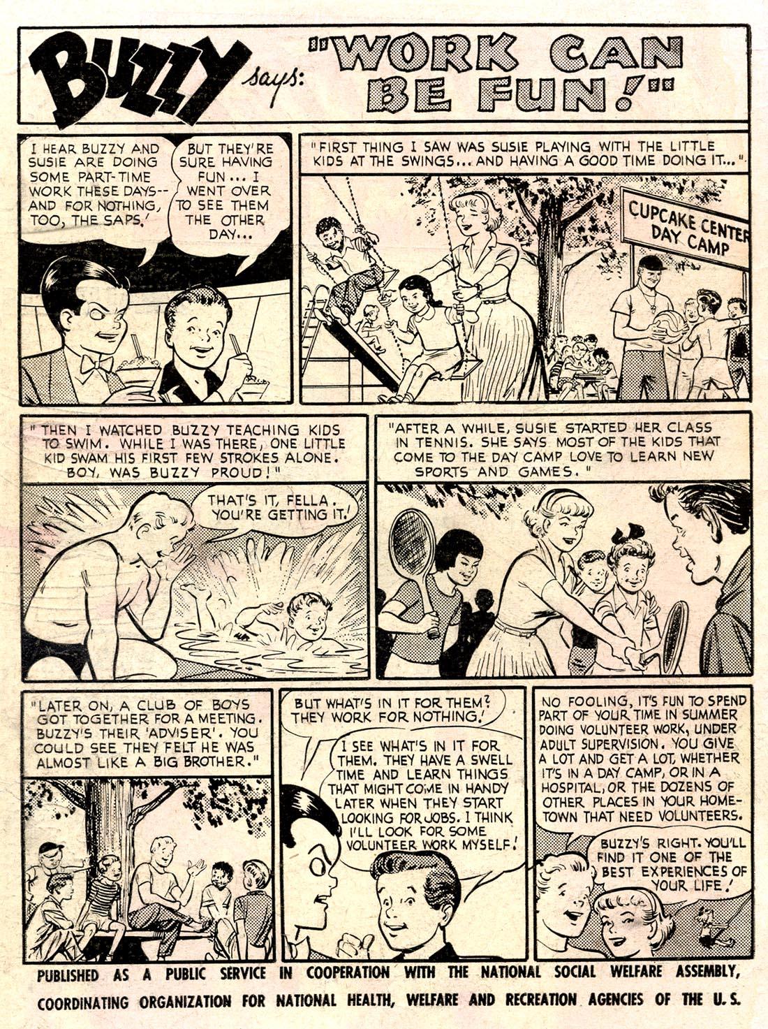 Read online Adventure Comics (1938) comic -  Issue #204 - 2