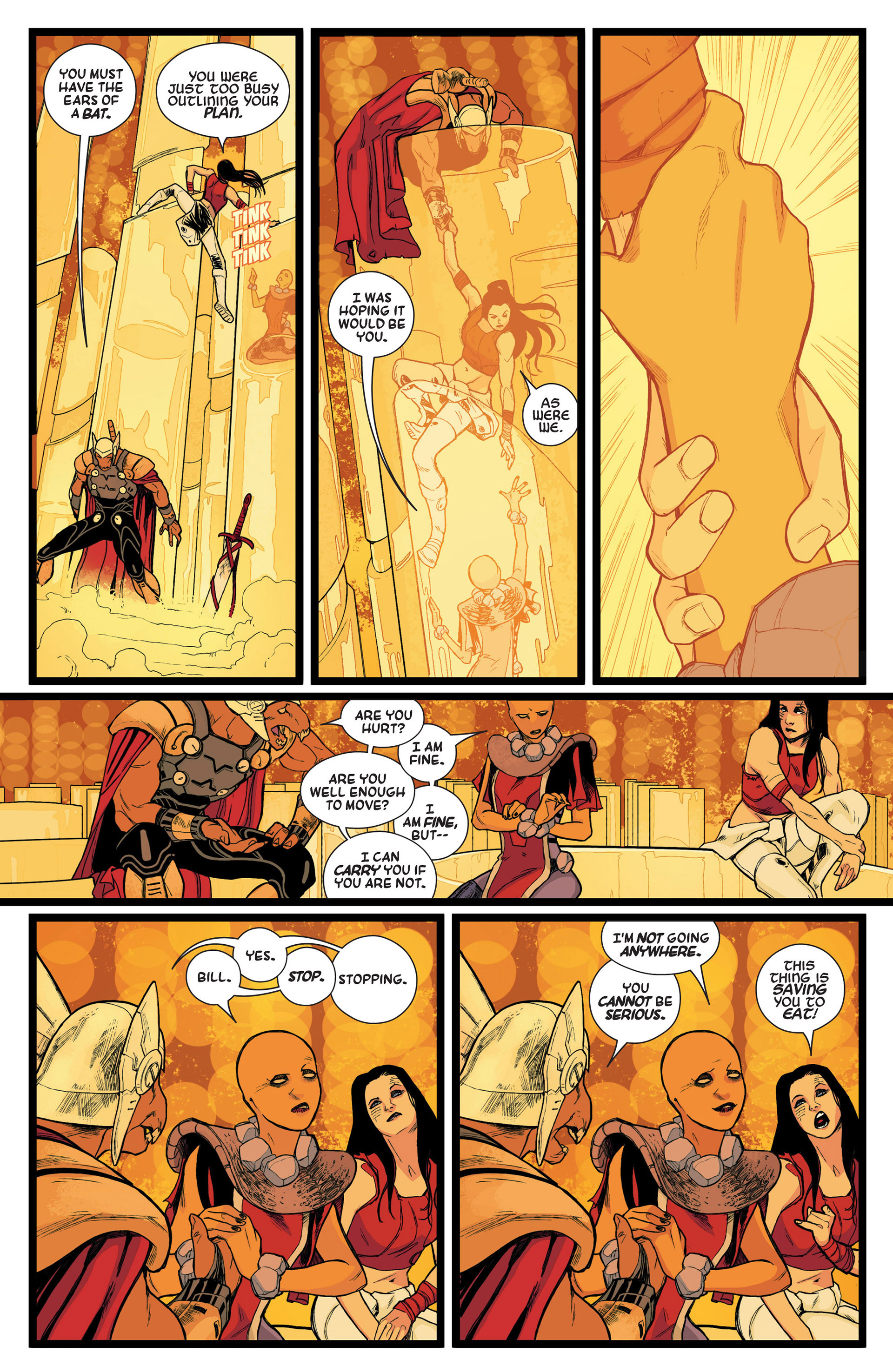 Read online Journey into Mystery (2011) comic -  Issue #655 - 12