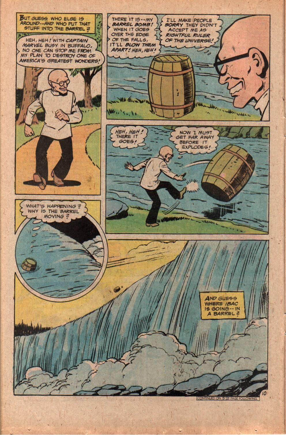 Read online Shazam! (1973) comic -  Issue #29 - 16