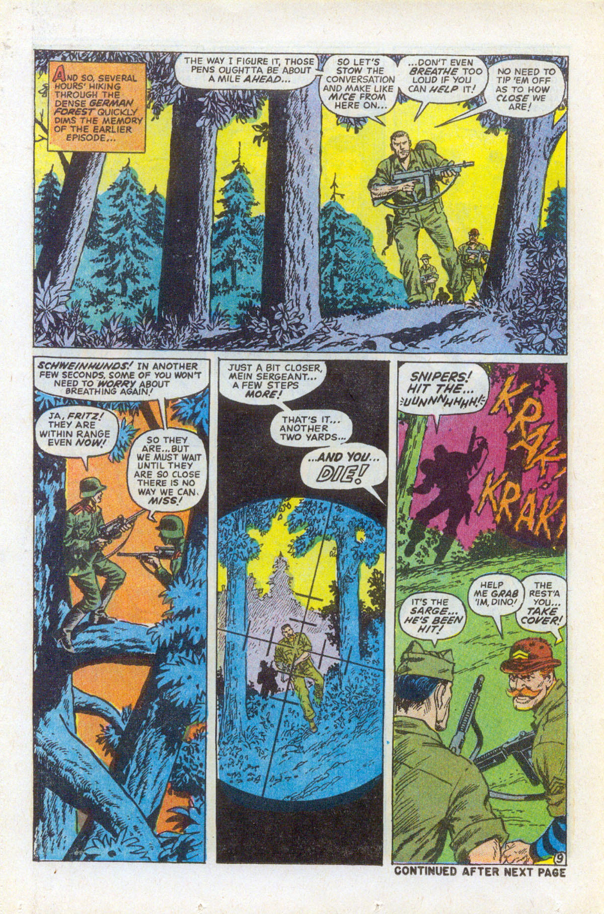 Read online Sgt. Fury comic -  Issue #63 - 14