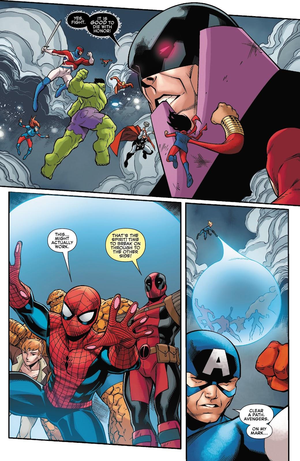 Read online Spider-Man/Deadpool comic -  Issue #49 - 17