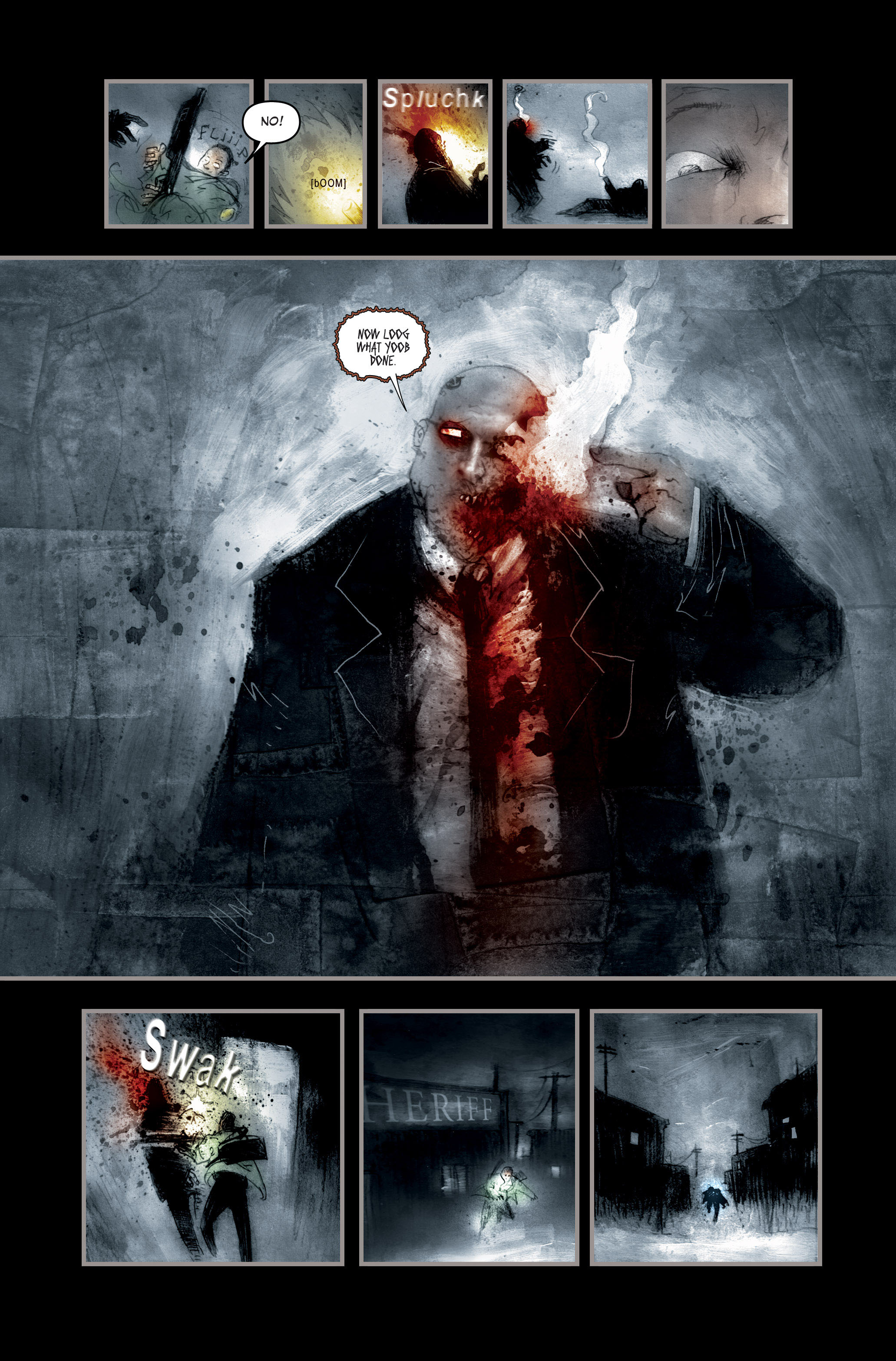 Read online 30 Days of Night (2002) comic -  Issue #2 - 14