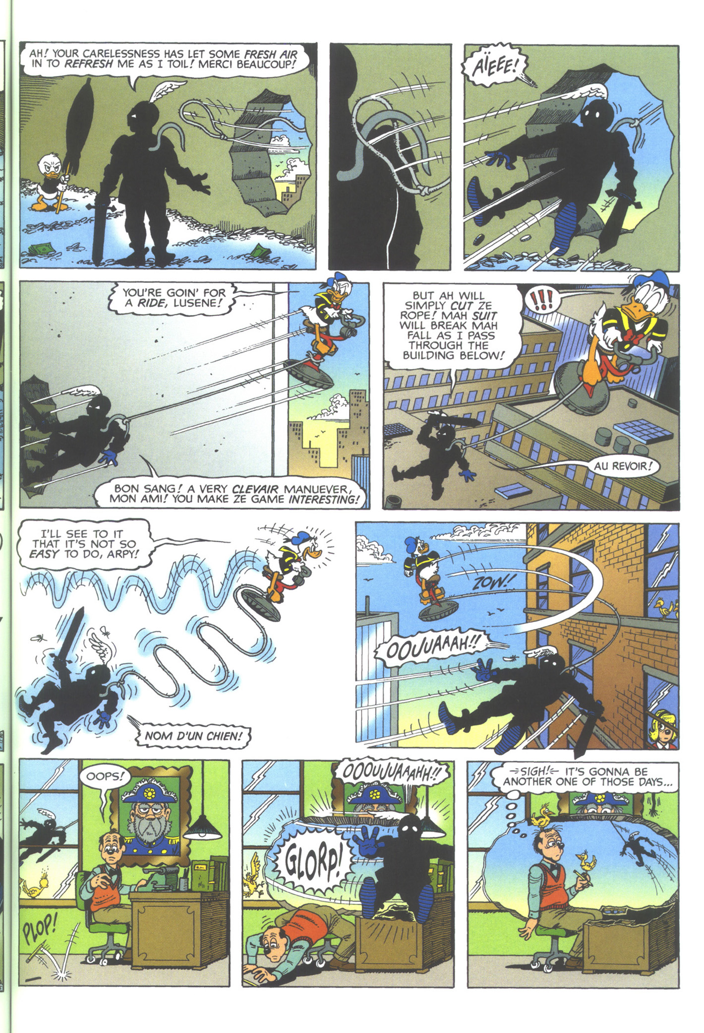 Read online Uncle Scrooge (1953) comic -  Issue #354 - 55