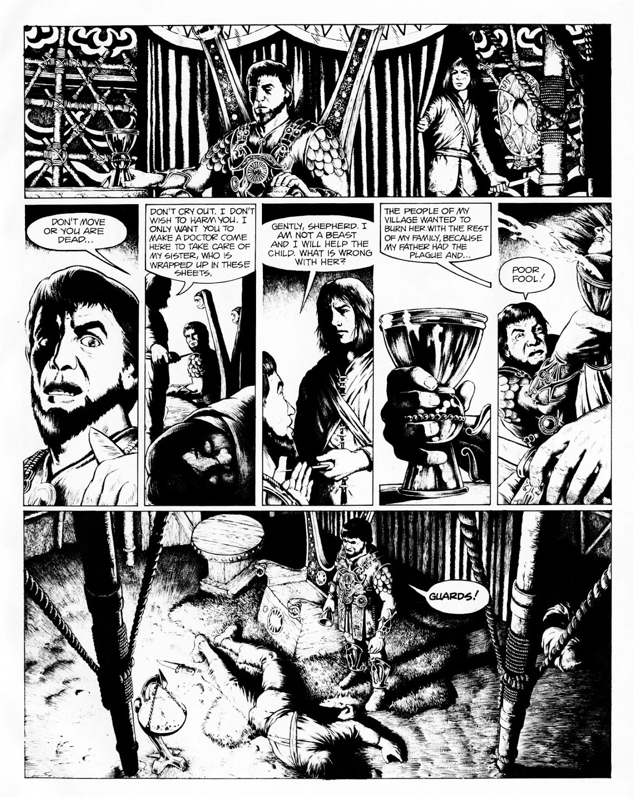 Conquering Armies issue TPB - Page 43