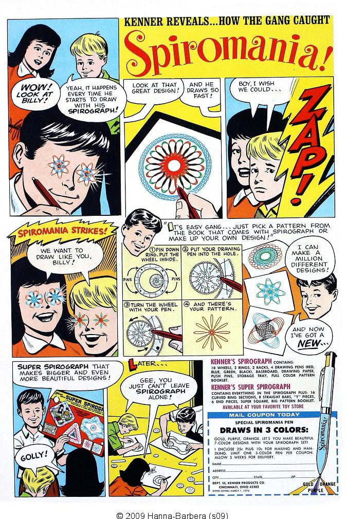Read online Scooby-Doo... Where Are You! (1970) comic -  Issue #1 - 2