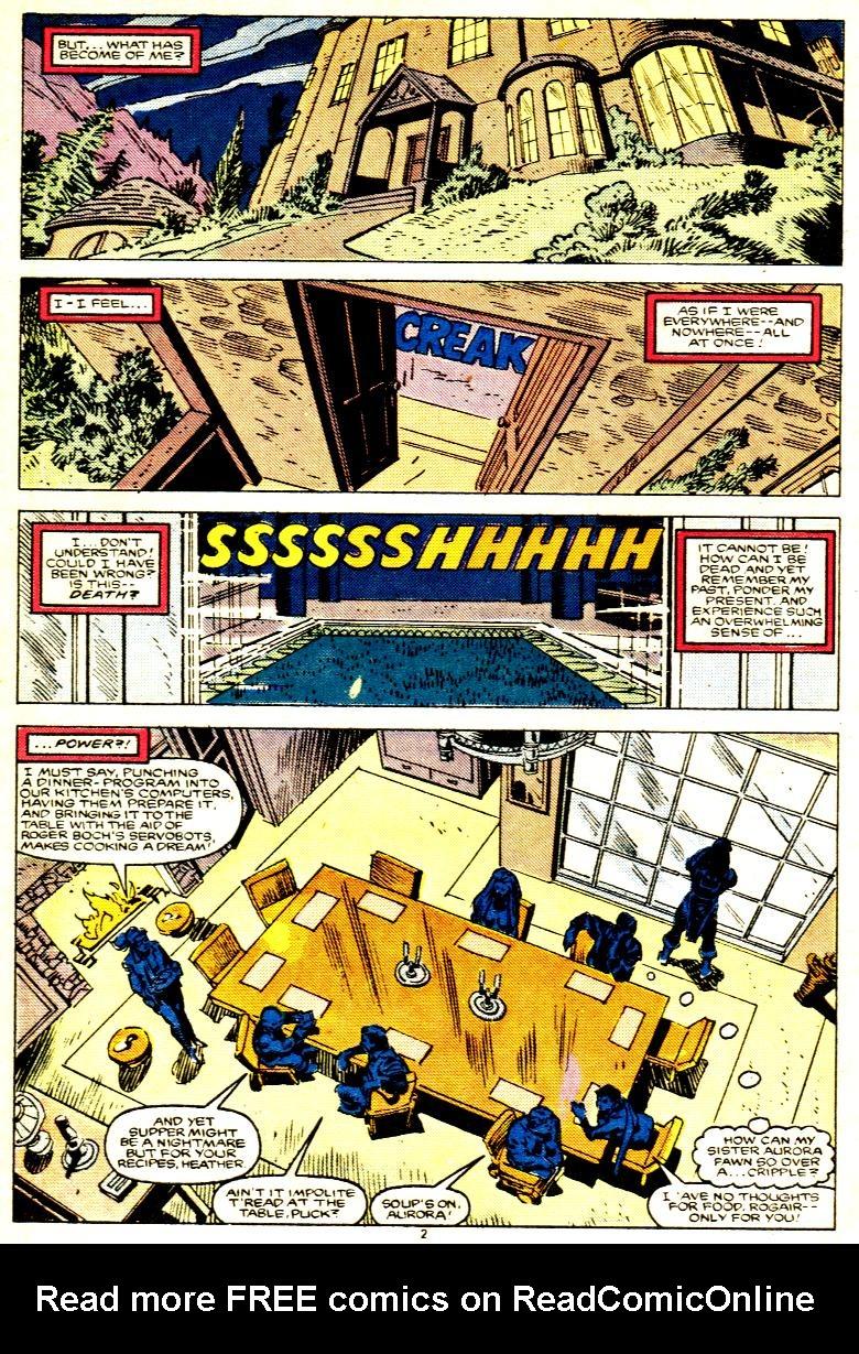 Read online Alpha Flight (1983) comic -  Issue # _Annual 1 - 3