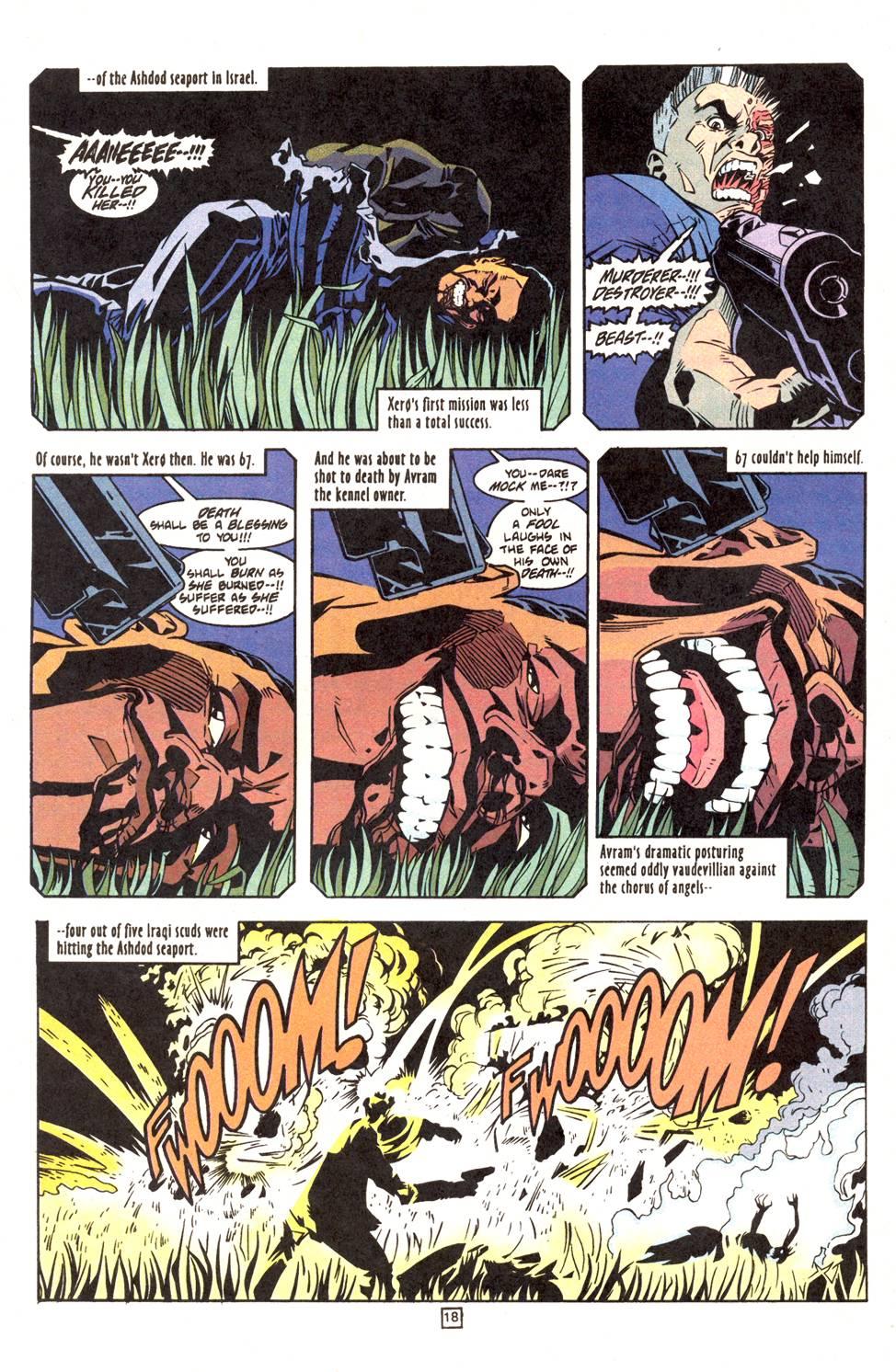 Read online Xero comic -  Issue #7 - 20