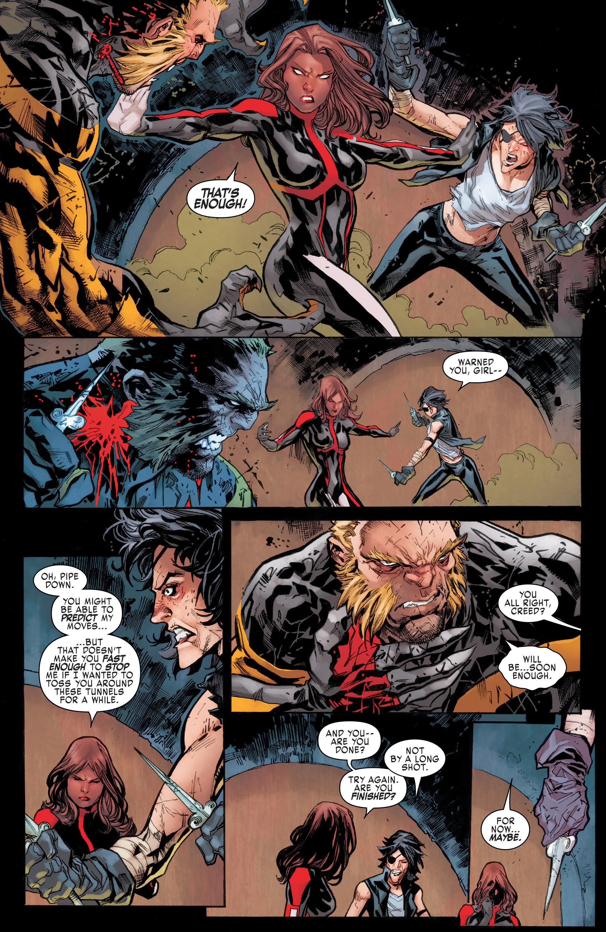 Read online Uncanny X-Men (2016) comic -  Issue #6 - 17