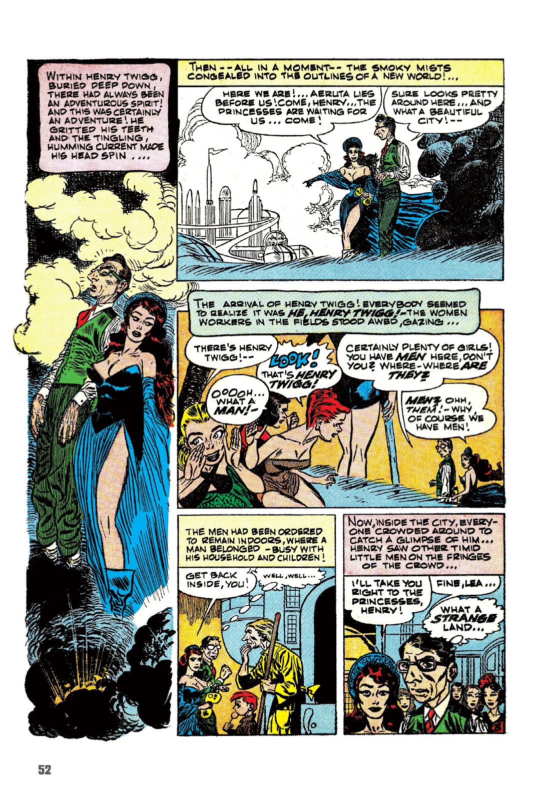 Read online The Joe Kubert Archives comic -  Issue # TPB (Part 1) - 63