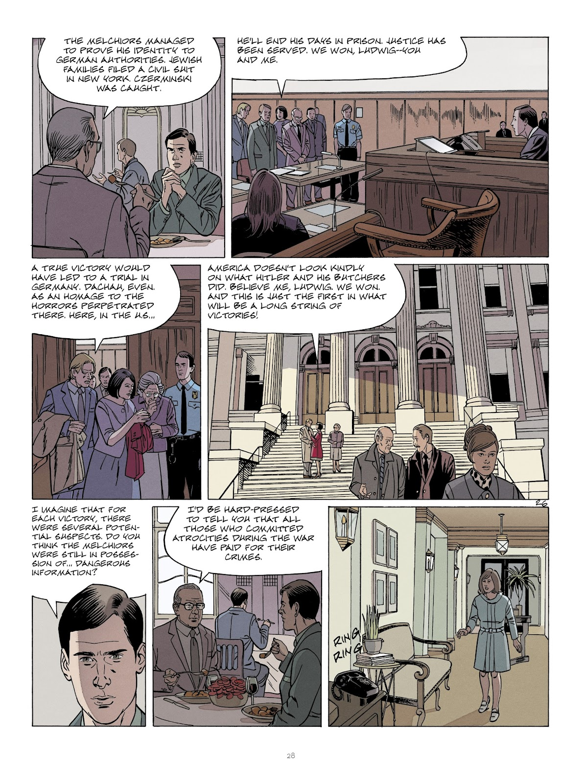 Read online Sherman comic -  Issue #7 - 28