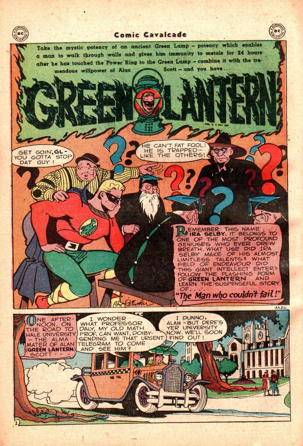 Comic Cavalcade issue 21 - Page 62