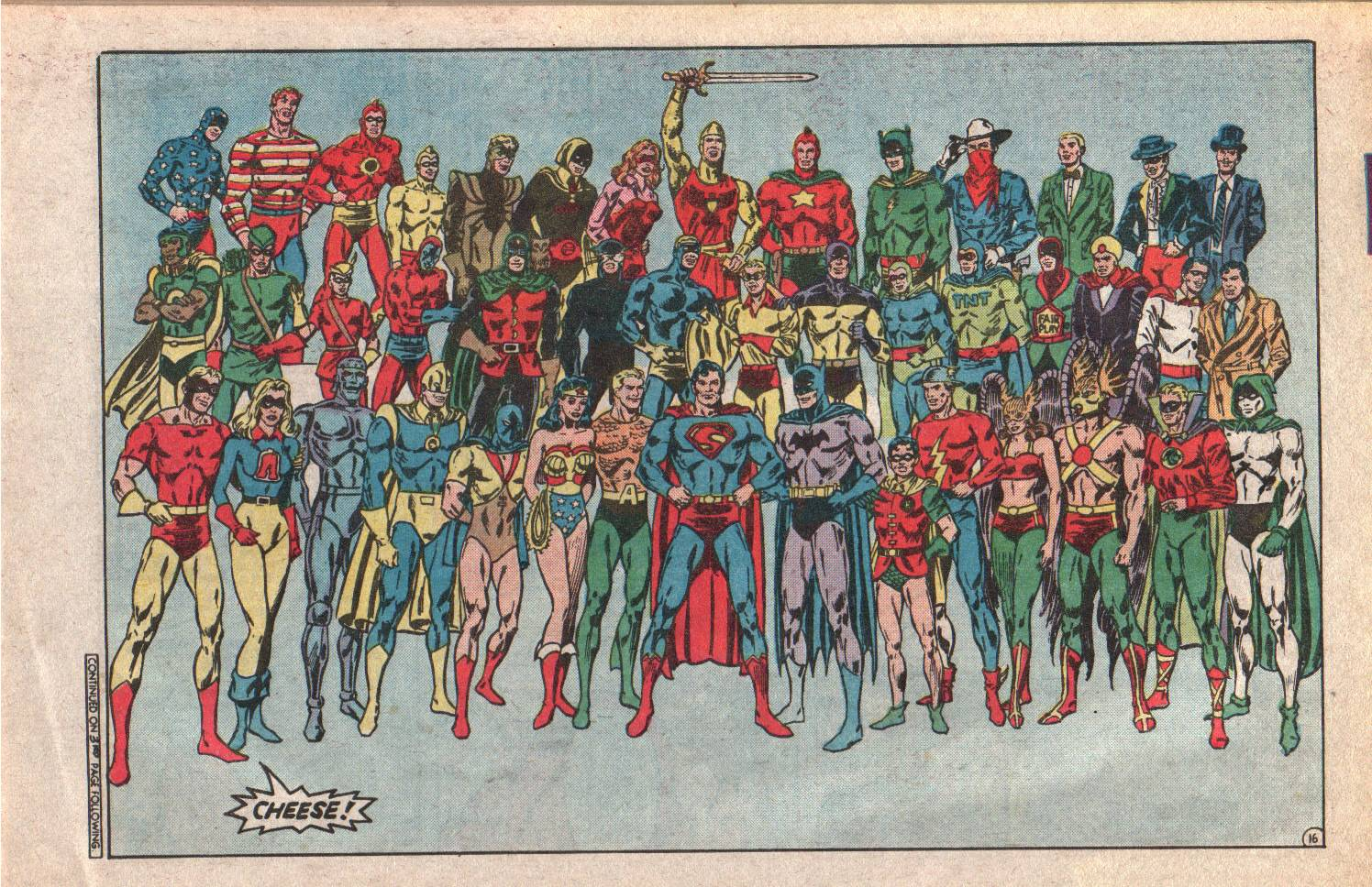 Read online All-Star Squadron comic -  Issue #60 - 22