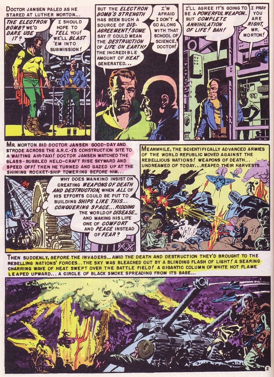 Weird Fantasy (1951) issue 12 - Page 4