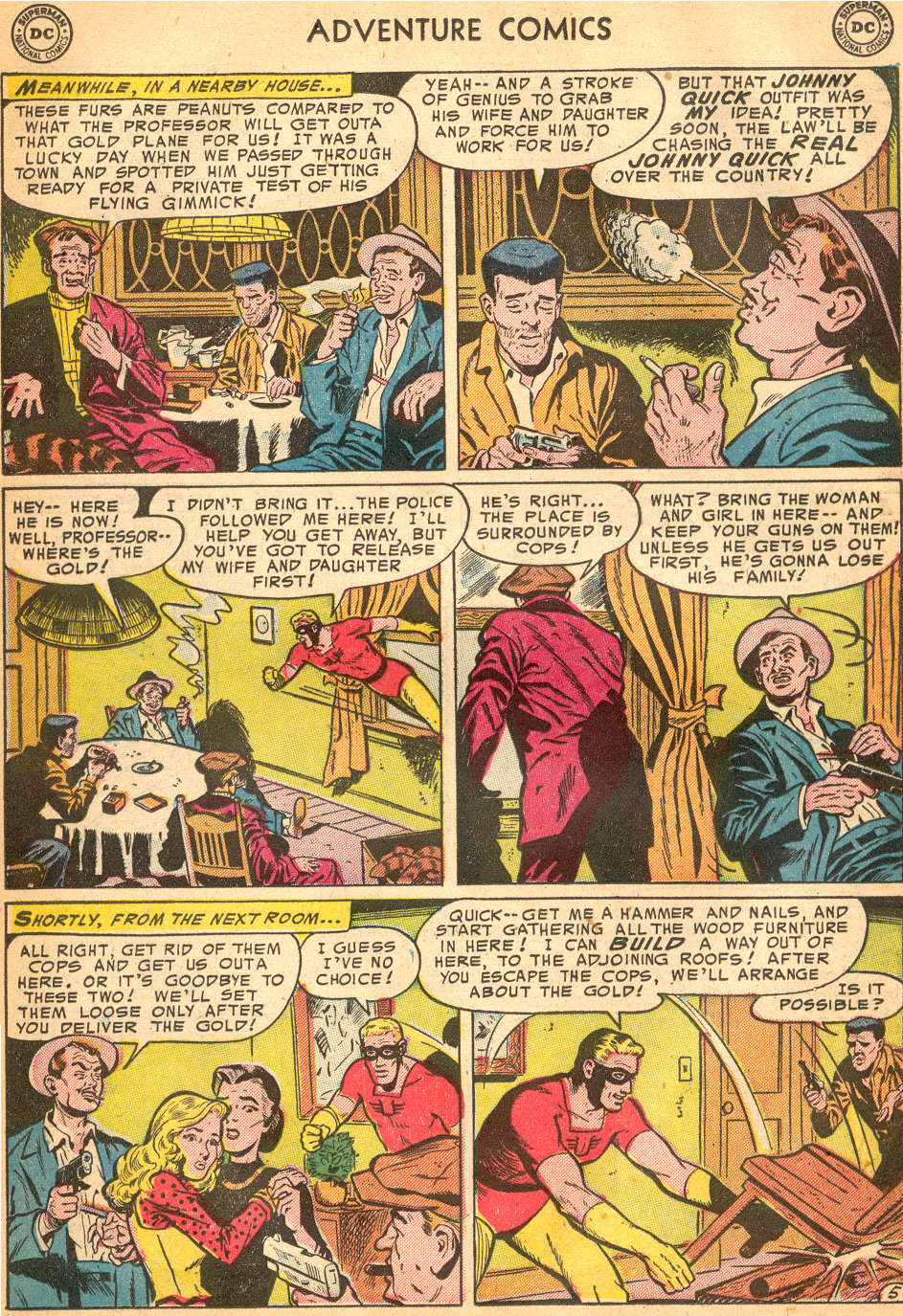 Read online Adventure Comics (1938) comic -  Issue #200 - 28