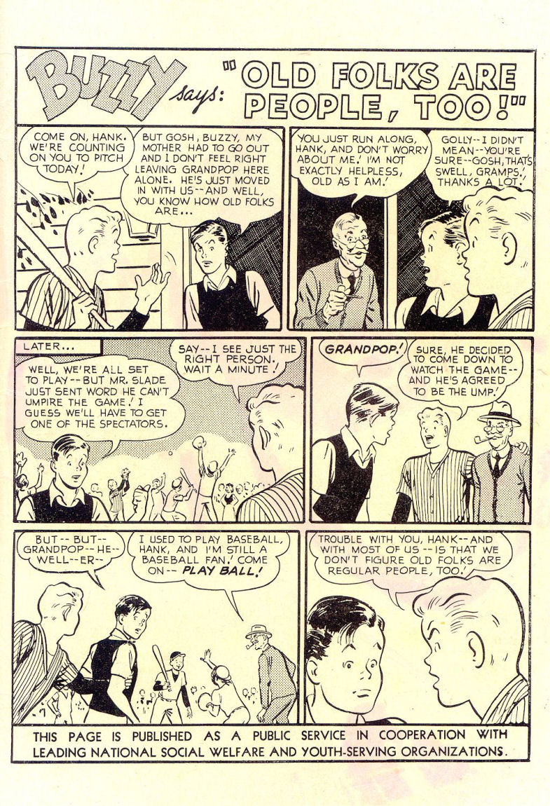 Read online Sensation (Mystery) Comics comic -  Issue #105 - 51