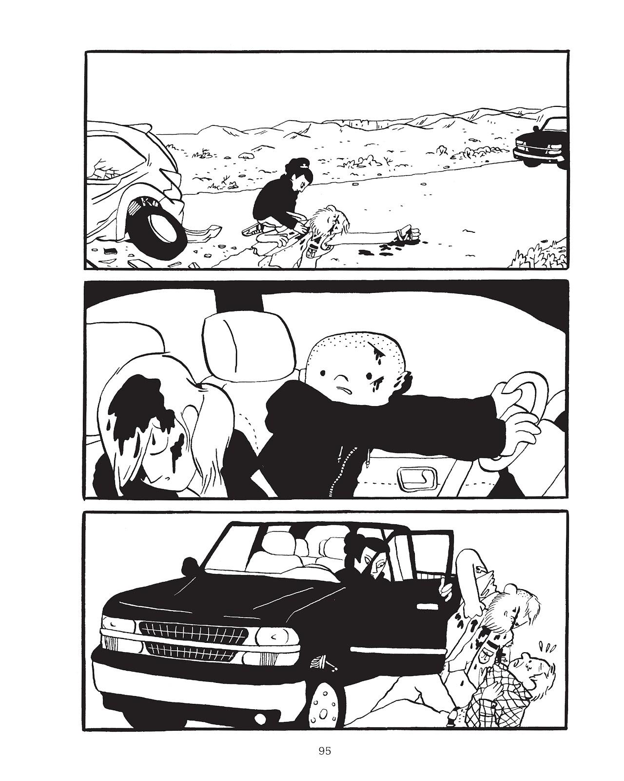 Read online Bastard comic -  Issue # TPB (Part 1) - 97