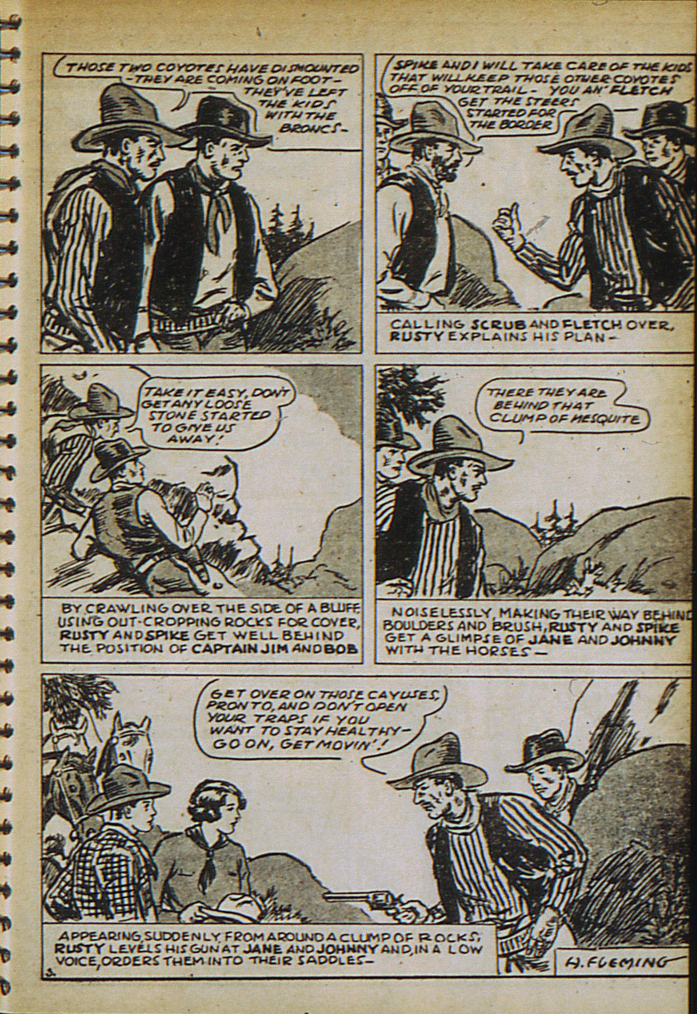 Read online Adventure Comics (1938) comic -  Issue #23 - 13