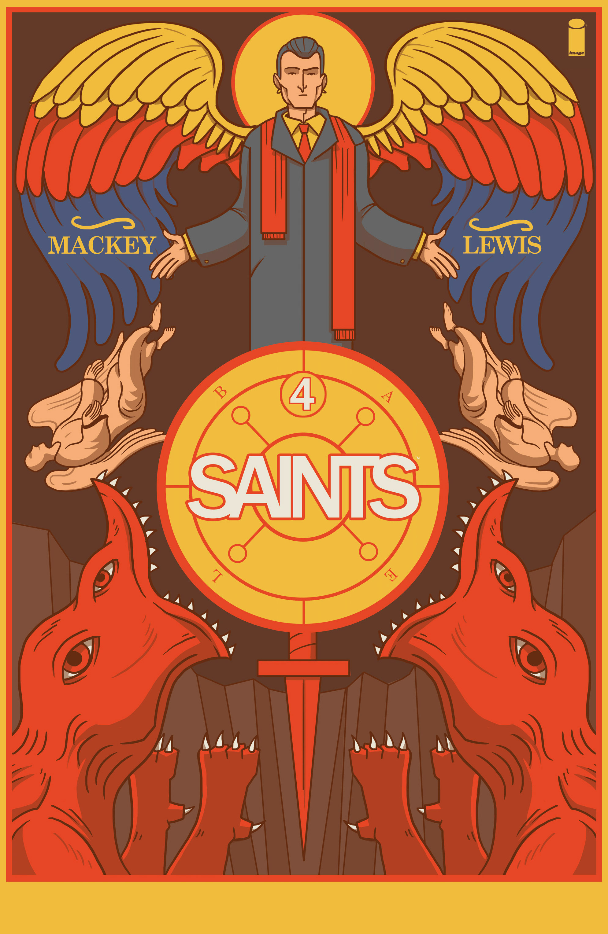 Saints (2015) issue 4 - Page 1