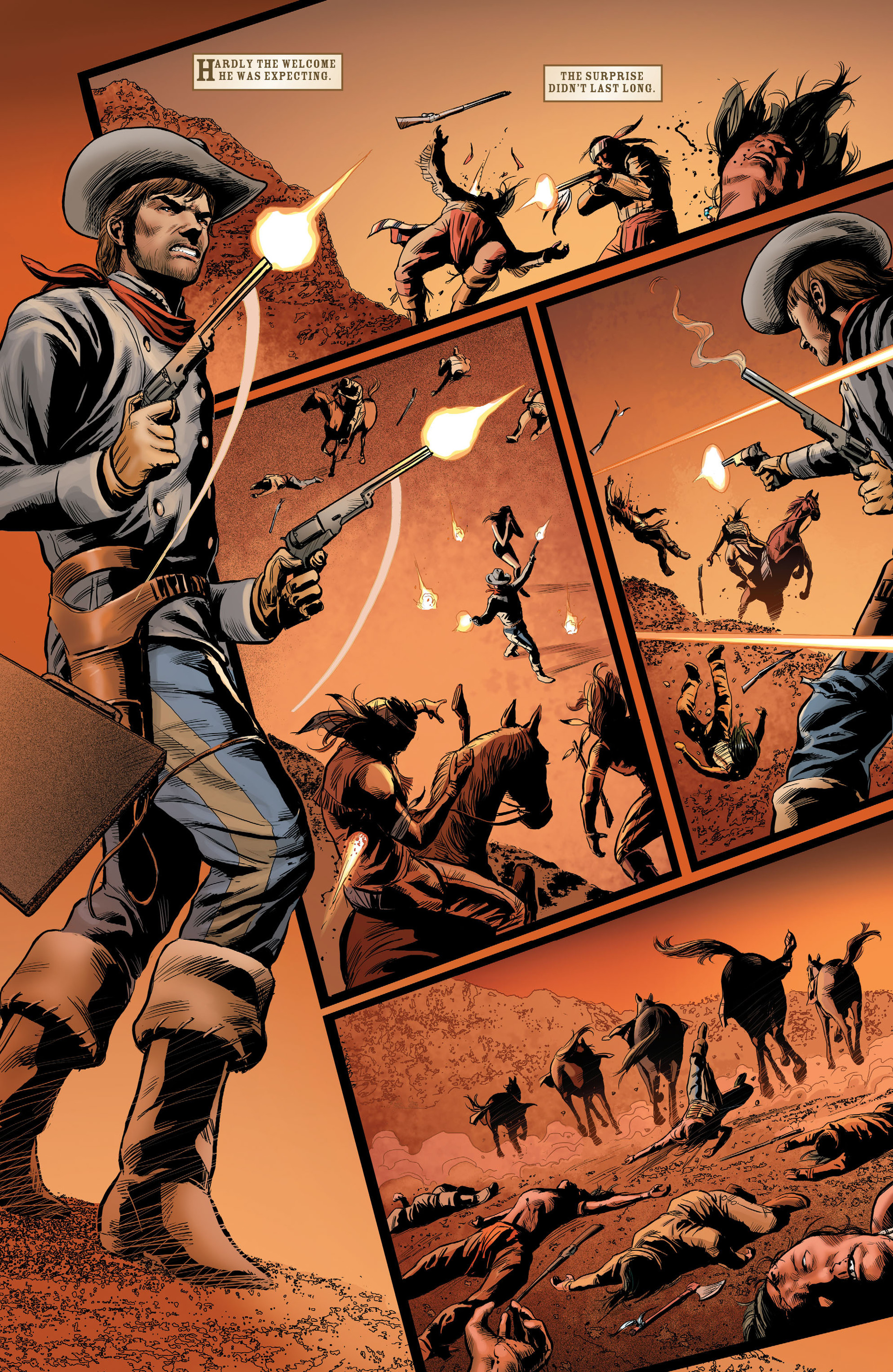 Read online All-Star Western (2011) comic -  Issue #29 - 3