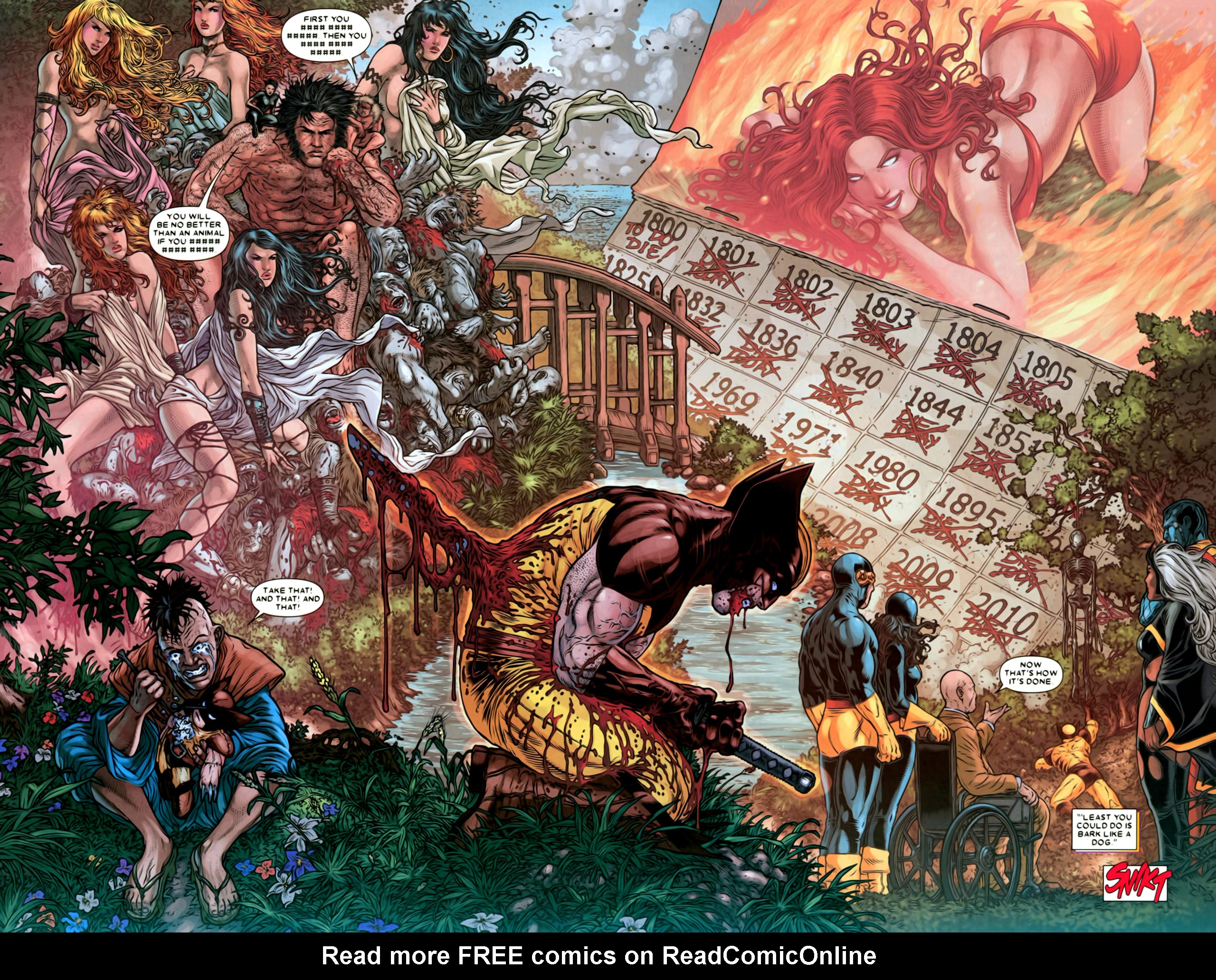 Read online Wolverine: The Best There Is comic -  Issue #2 - 14