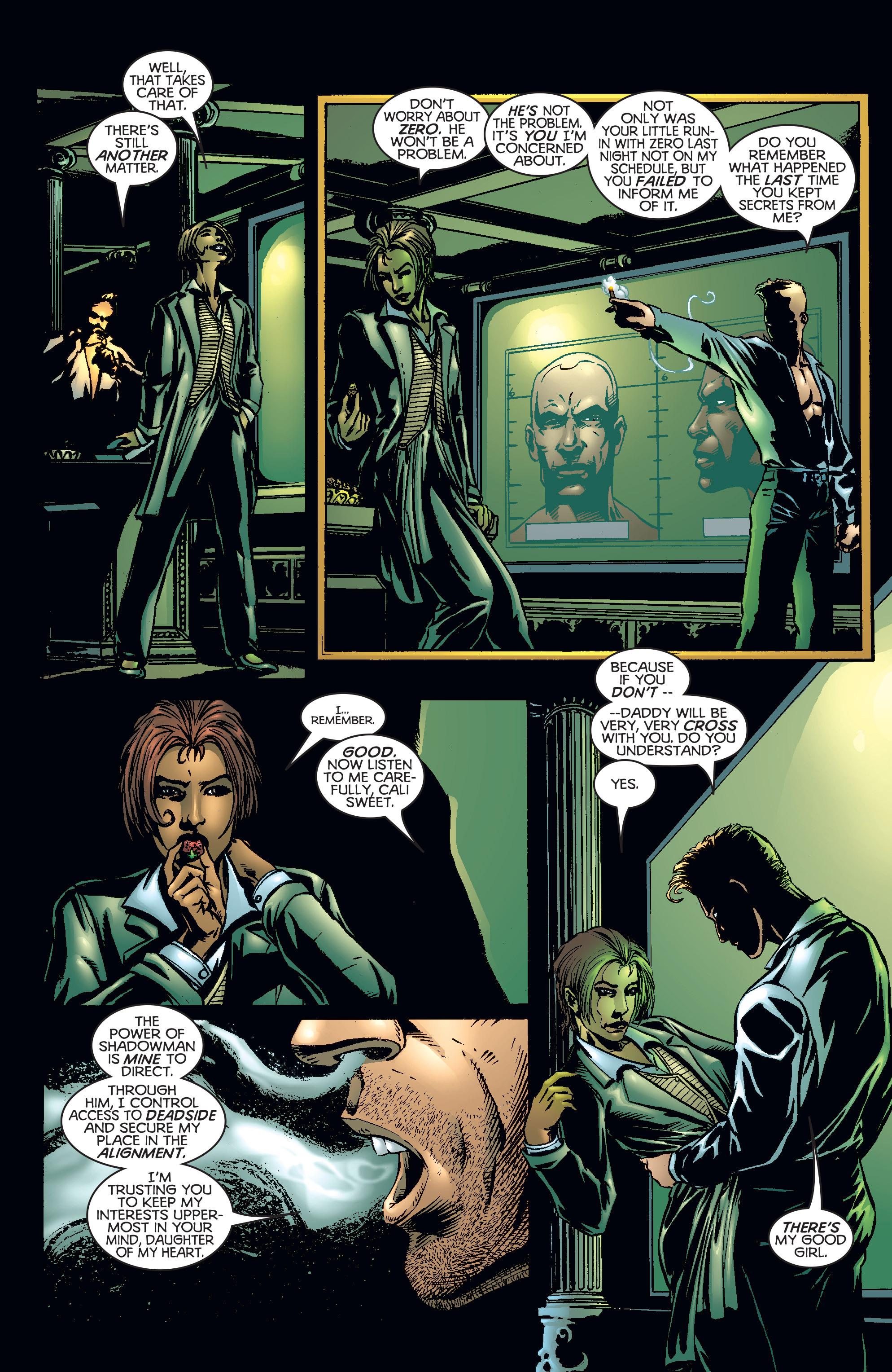 Read online Shadowman (1997) comic -  Issue #17 - 10