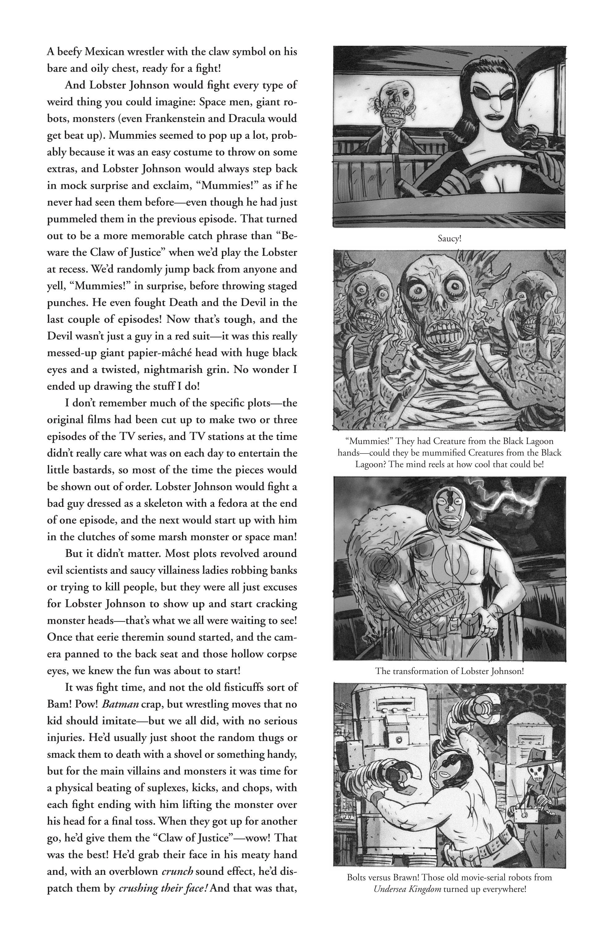Read online B.P.R.D. (2003) comic -  Issue # TPB 11 - 143