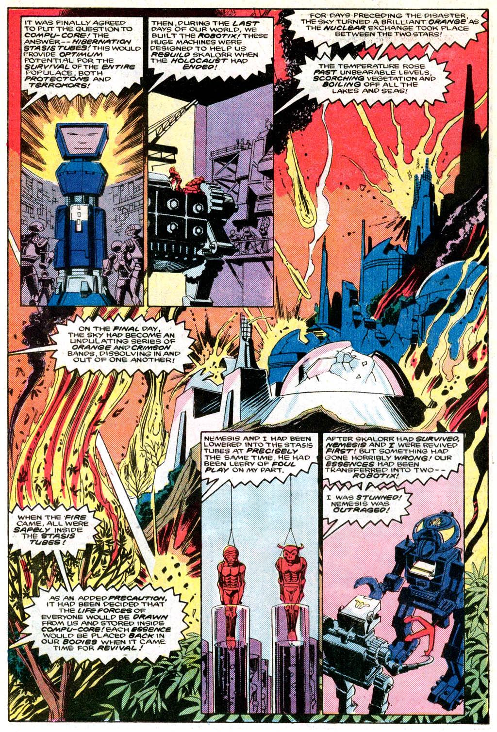Read online Robotix comic -  Issue # Full - 18