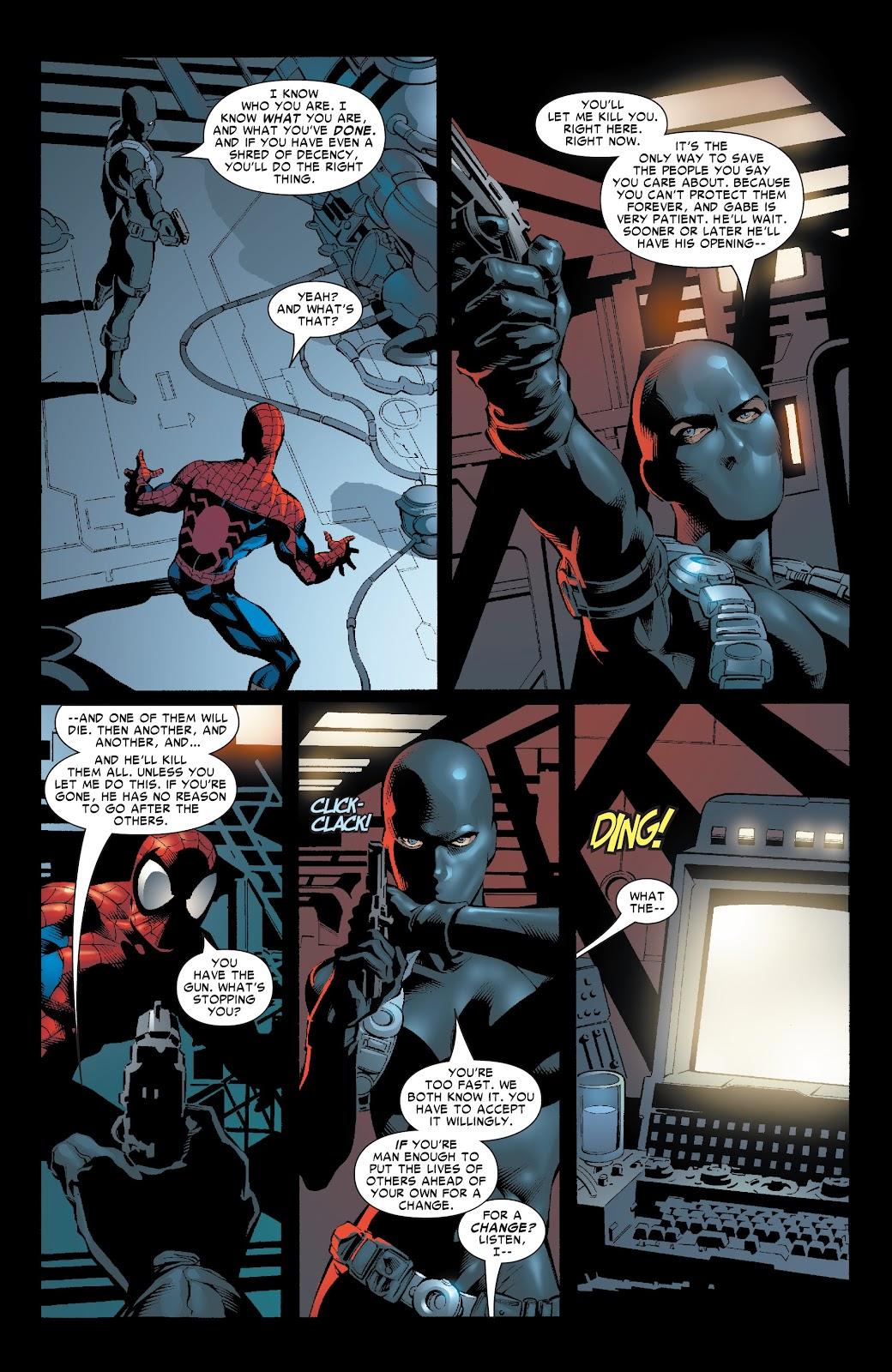 The Amazing Spider-Man by JMS Ultimate Collection issue TPB 3 (Part 2) - Page 100