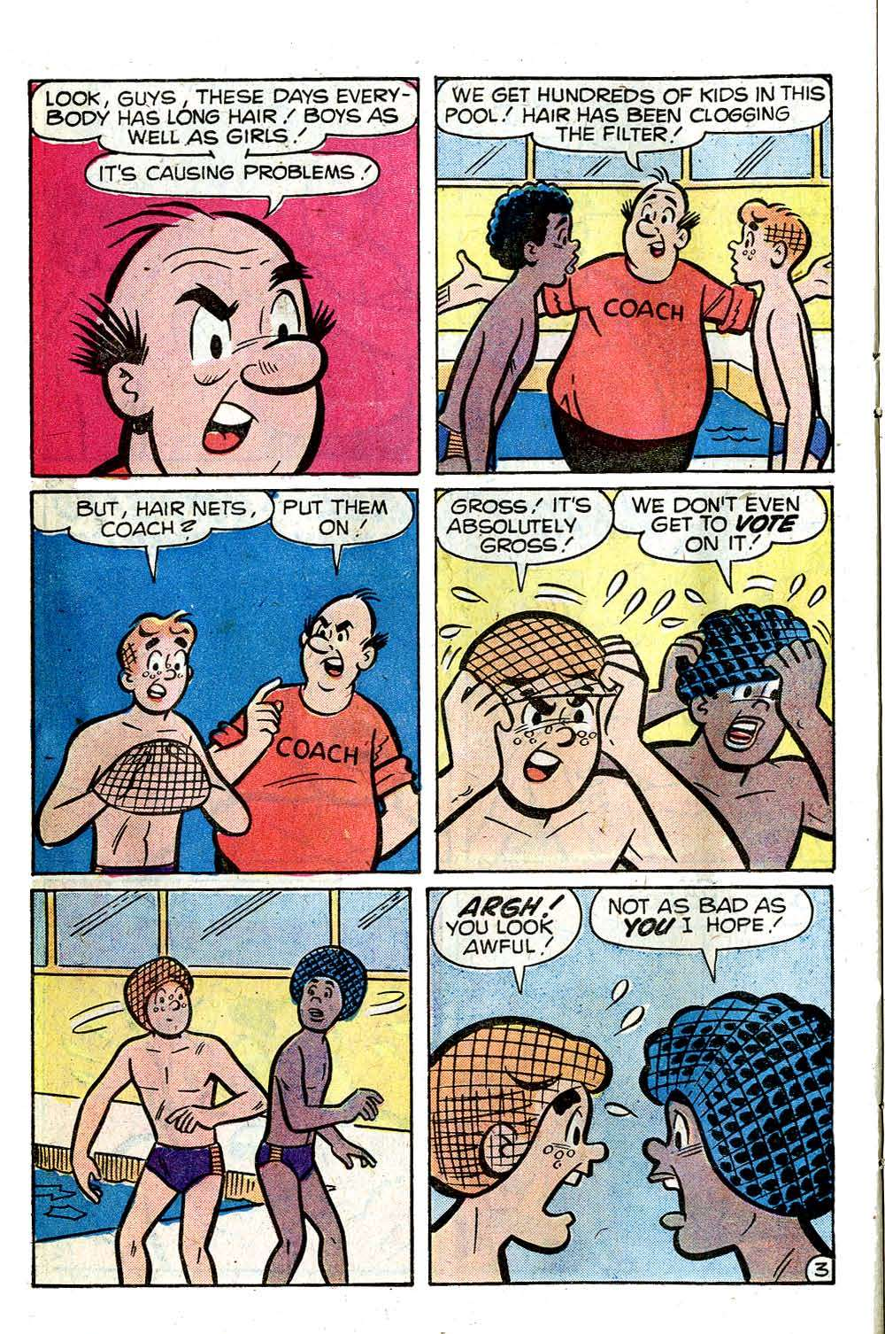 Read online Archie (1960) comic -  Issue #279 - 22