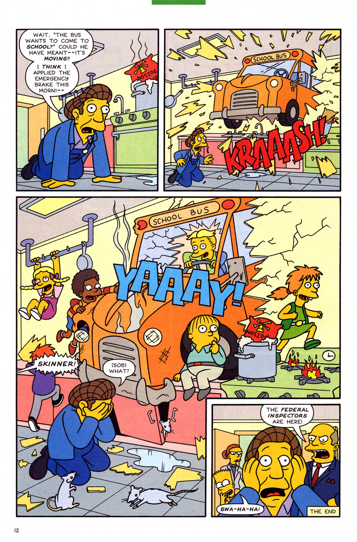 Read online Simpsons Comics Presents Bart Simpson comic -  Issue #23 - 14