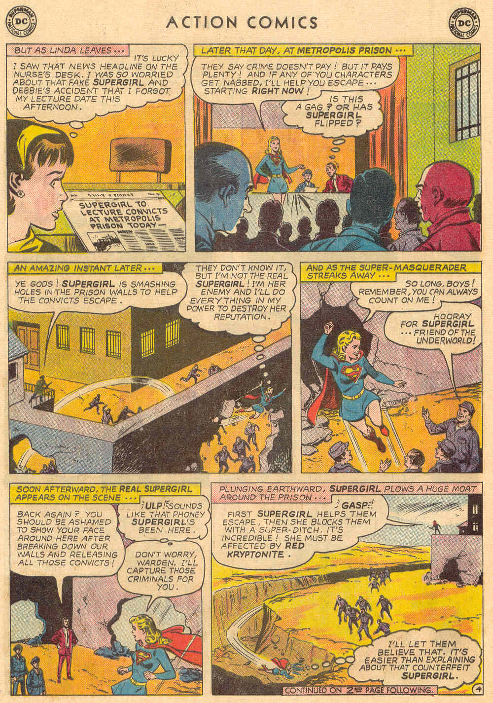 Read online Action Comics (1938) comic -  Issue #321 - 24
