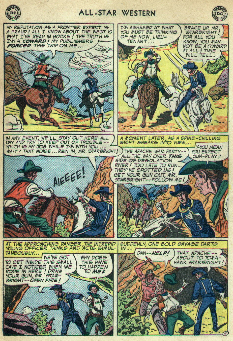 Read online All-Star Western (1951) comic -  Issue #79 - 24