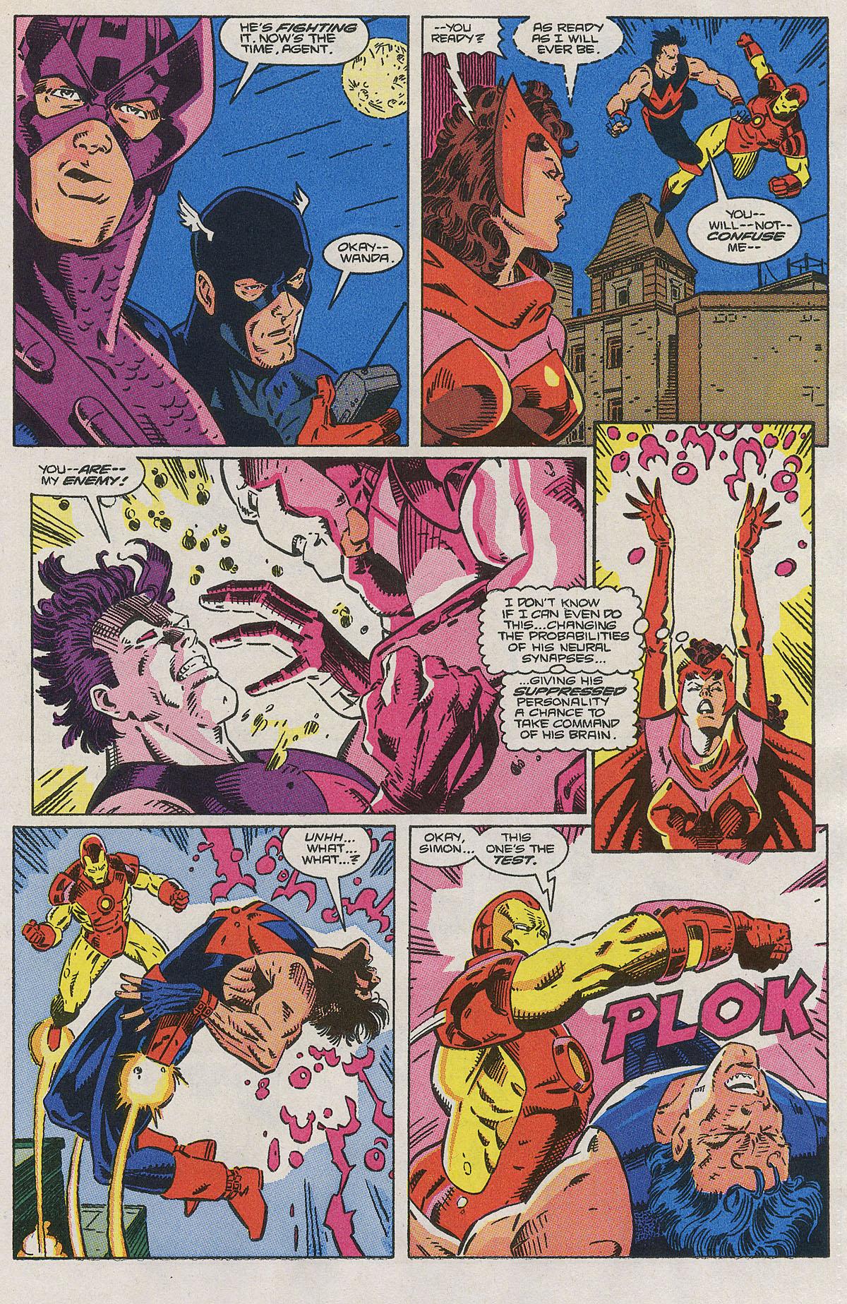 Read online Wonder Man (1991) comic -  Issue #2 - 18