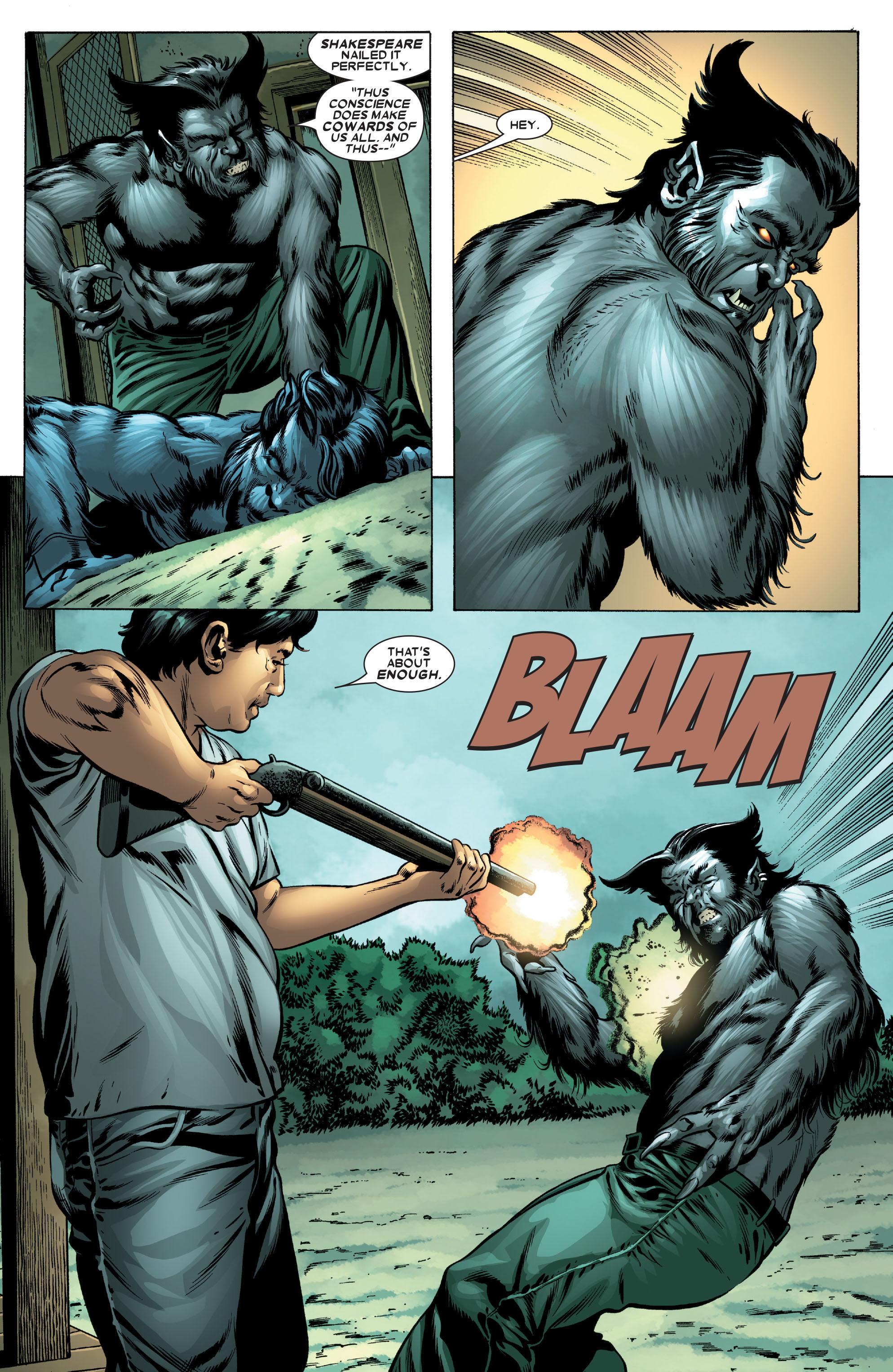 X-Men (1991) 203 Page 30