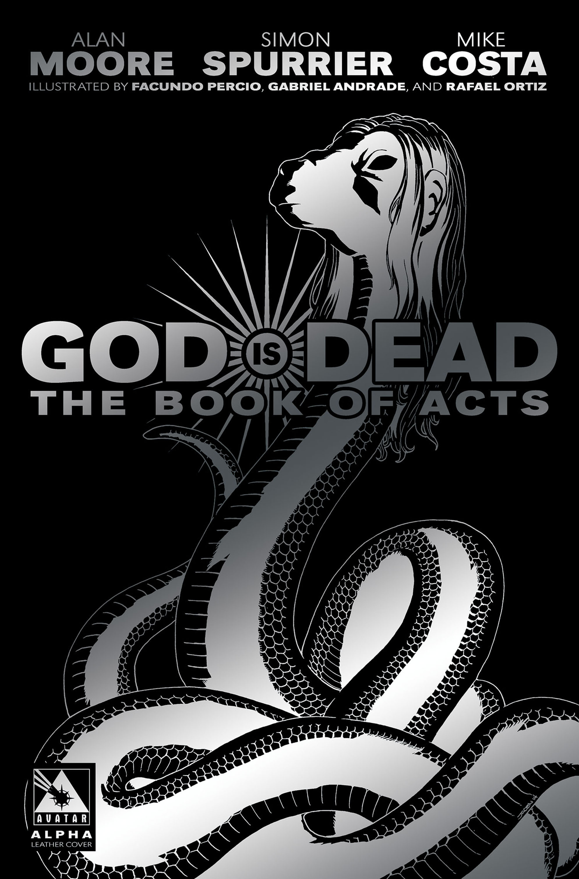 Read online God is Dead: Book of Acts comic -  Issue # Alpha - 6