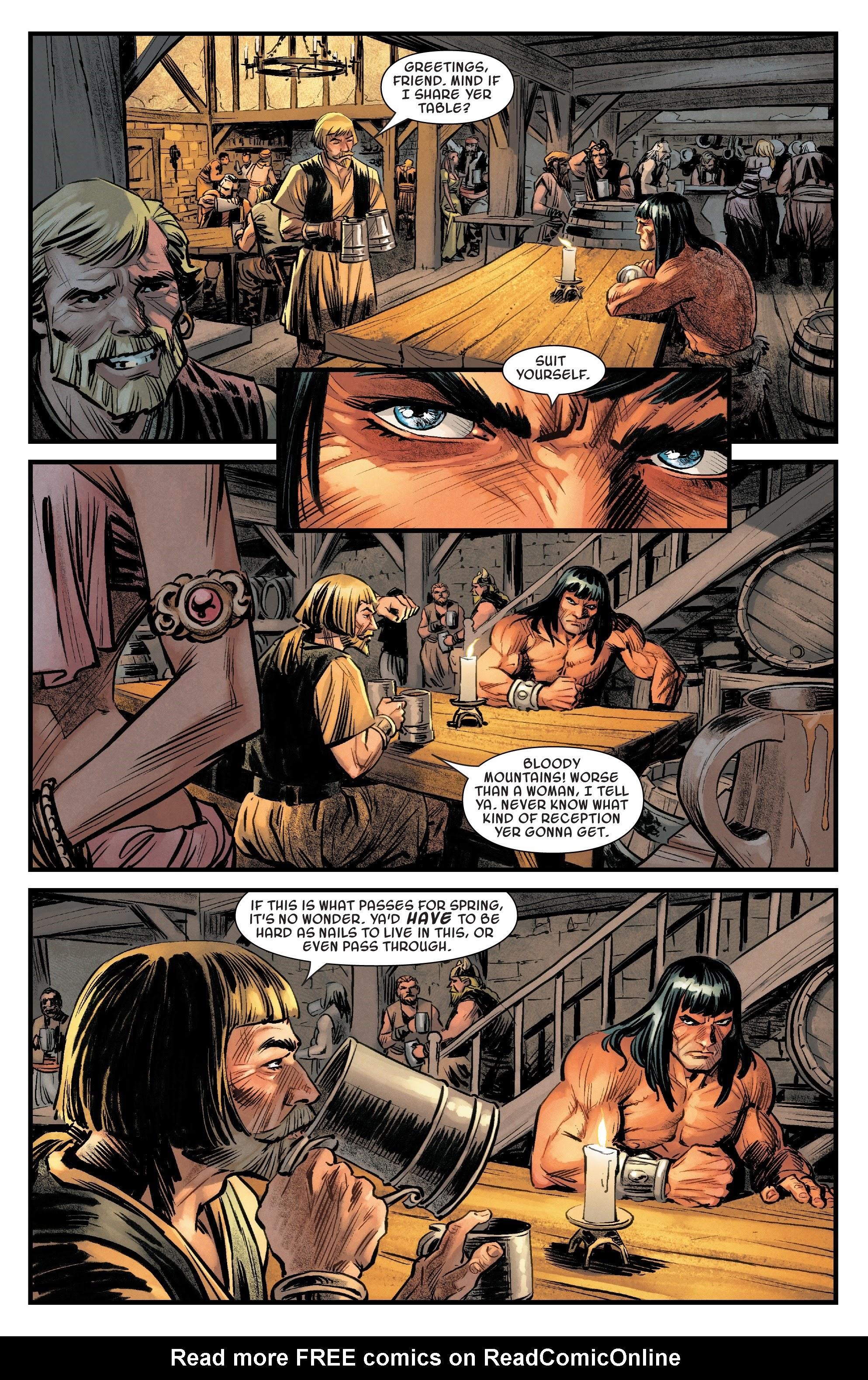 Read online Savage Sword of Conan comic -  Issue #6 - 5