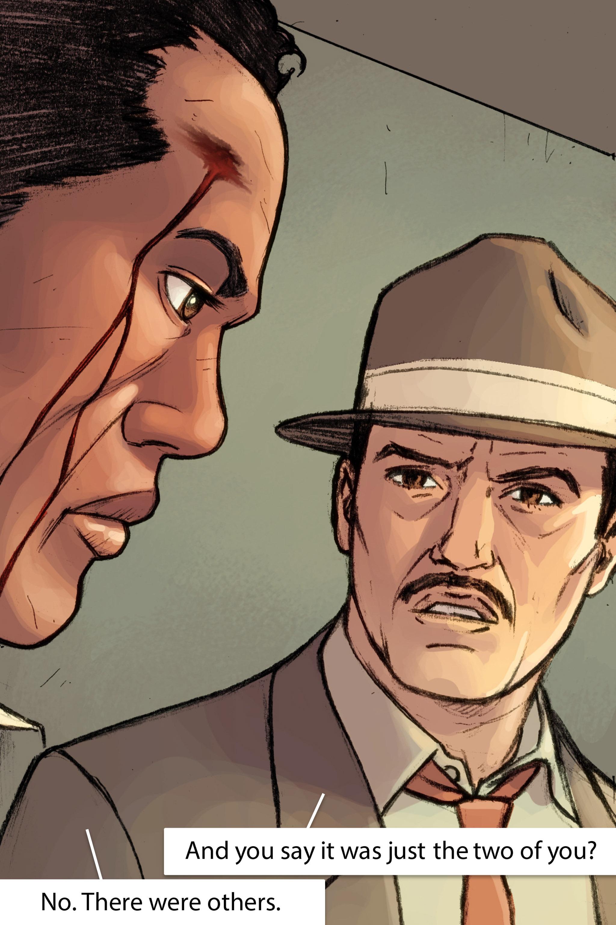 Read online Soul comic -  Issue #2 - 34