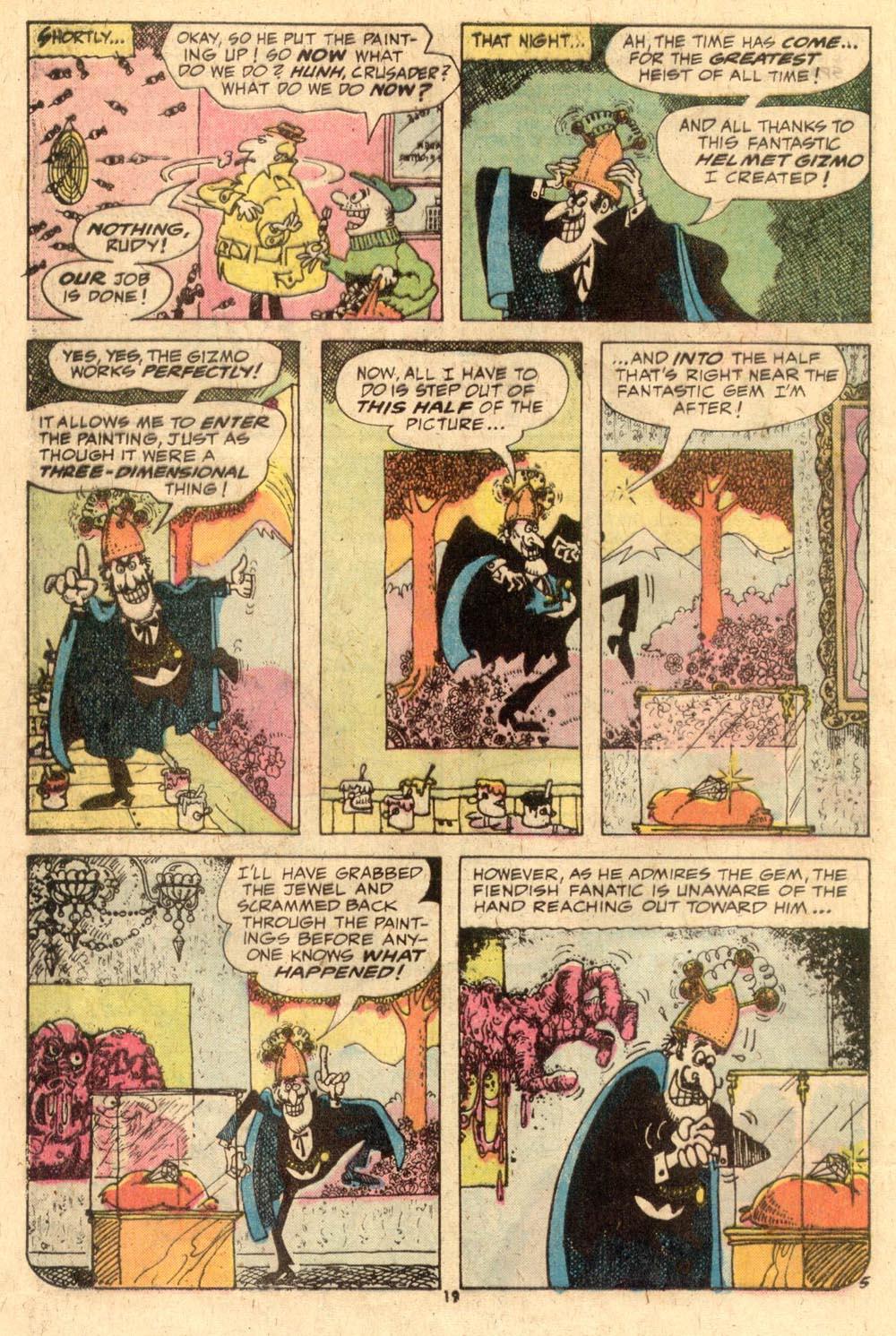 Read online Plop! comic -  Issue #8 - 20