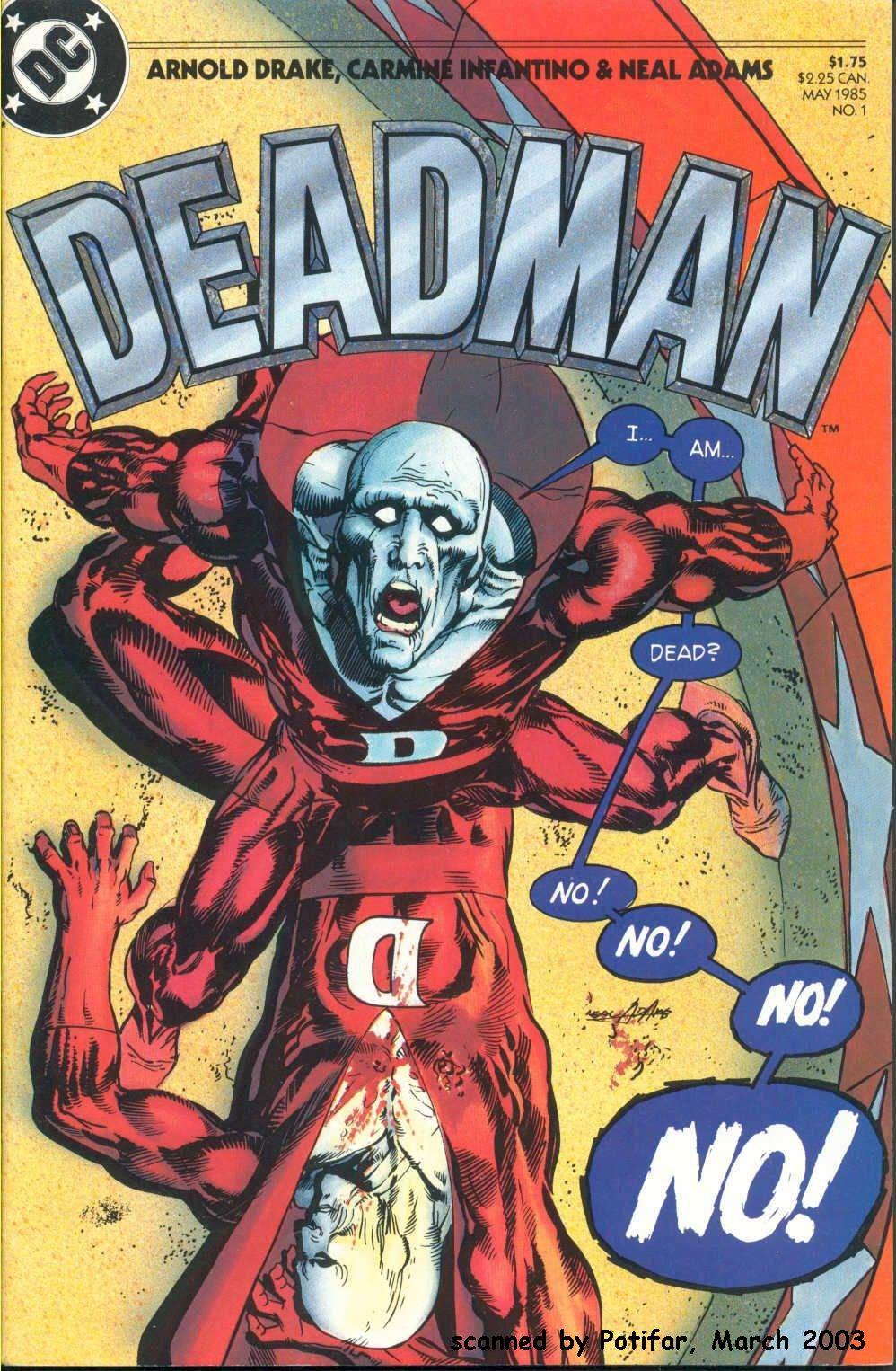 Deadman (1985) 1 Page 1