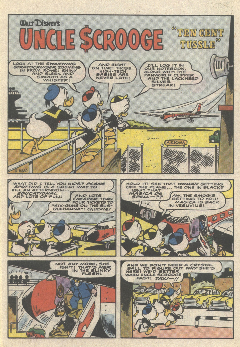 Read online Uncle Scrooge (1953) comic -  Issue #223 - 3