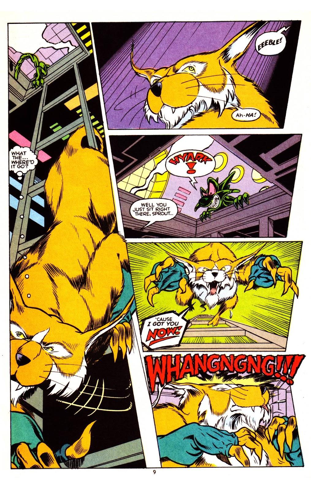 Dynamo Joe issue 8 - Page 11