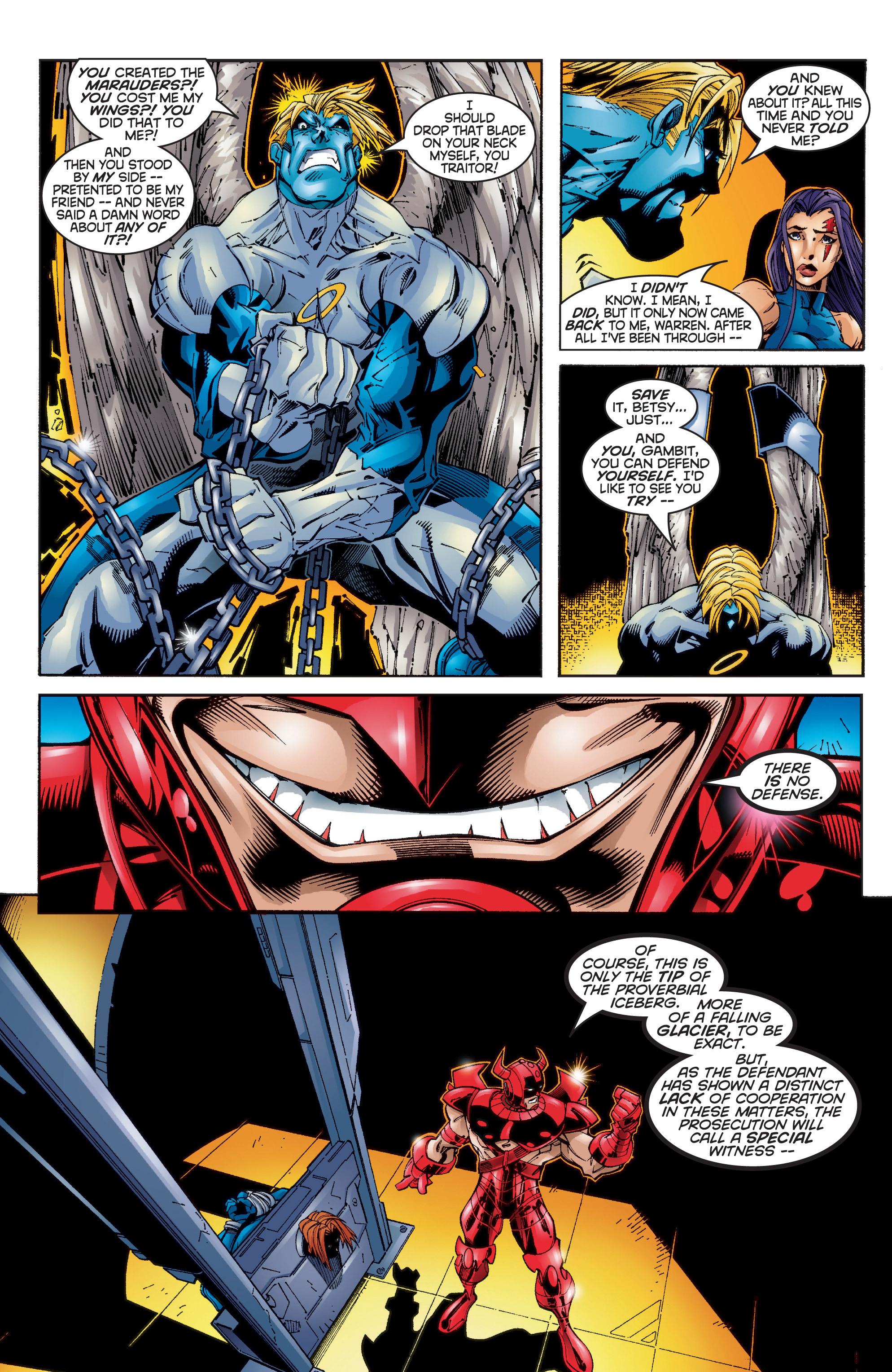Read online Uncanny X-Men (1963) comic -  Issue #350 - 30
