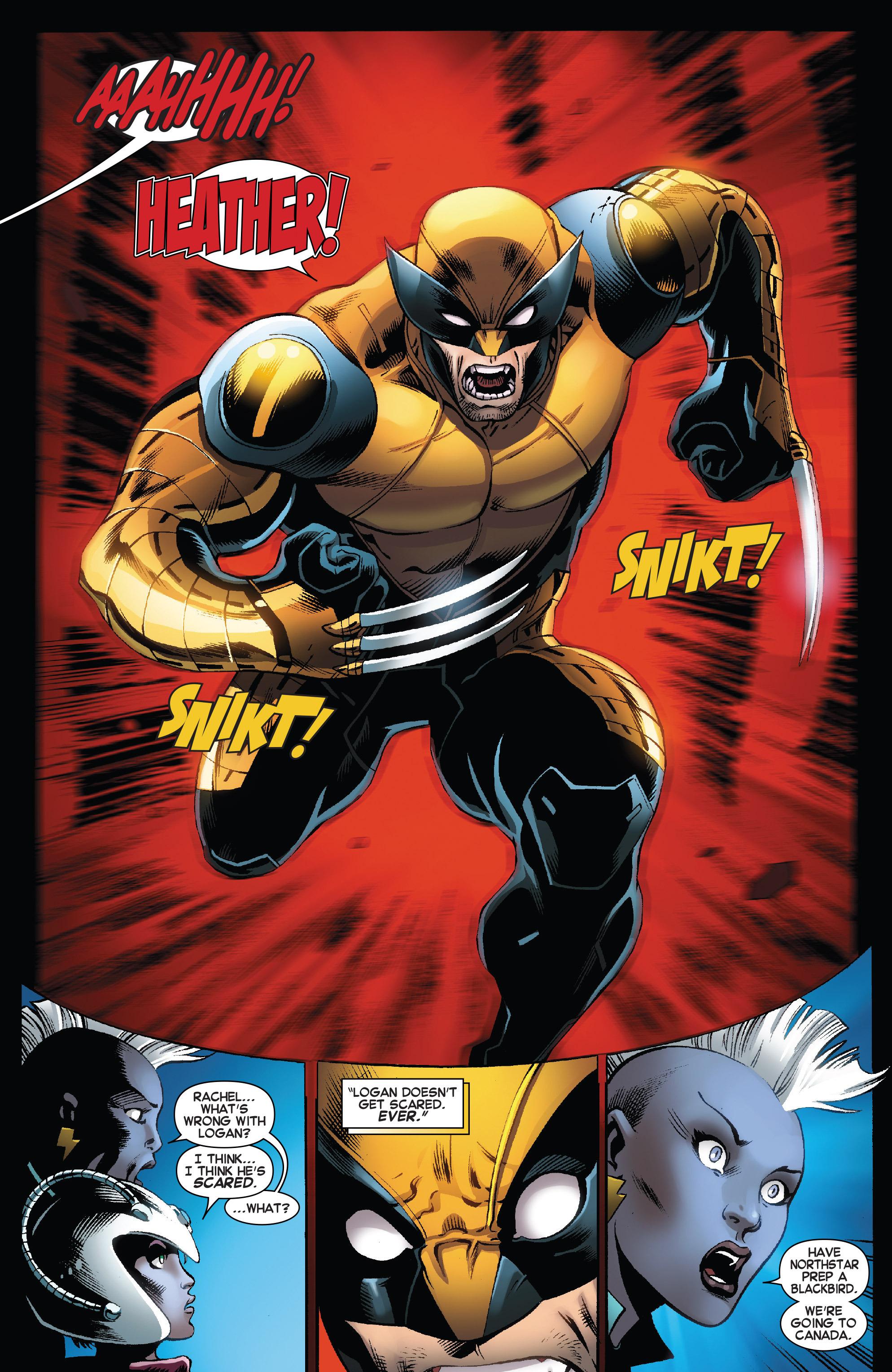 Read online Amazing X-Men (2014) comic -  Issue #8 - 20